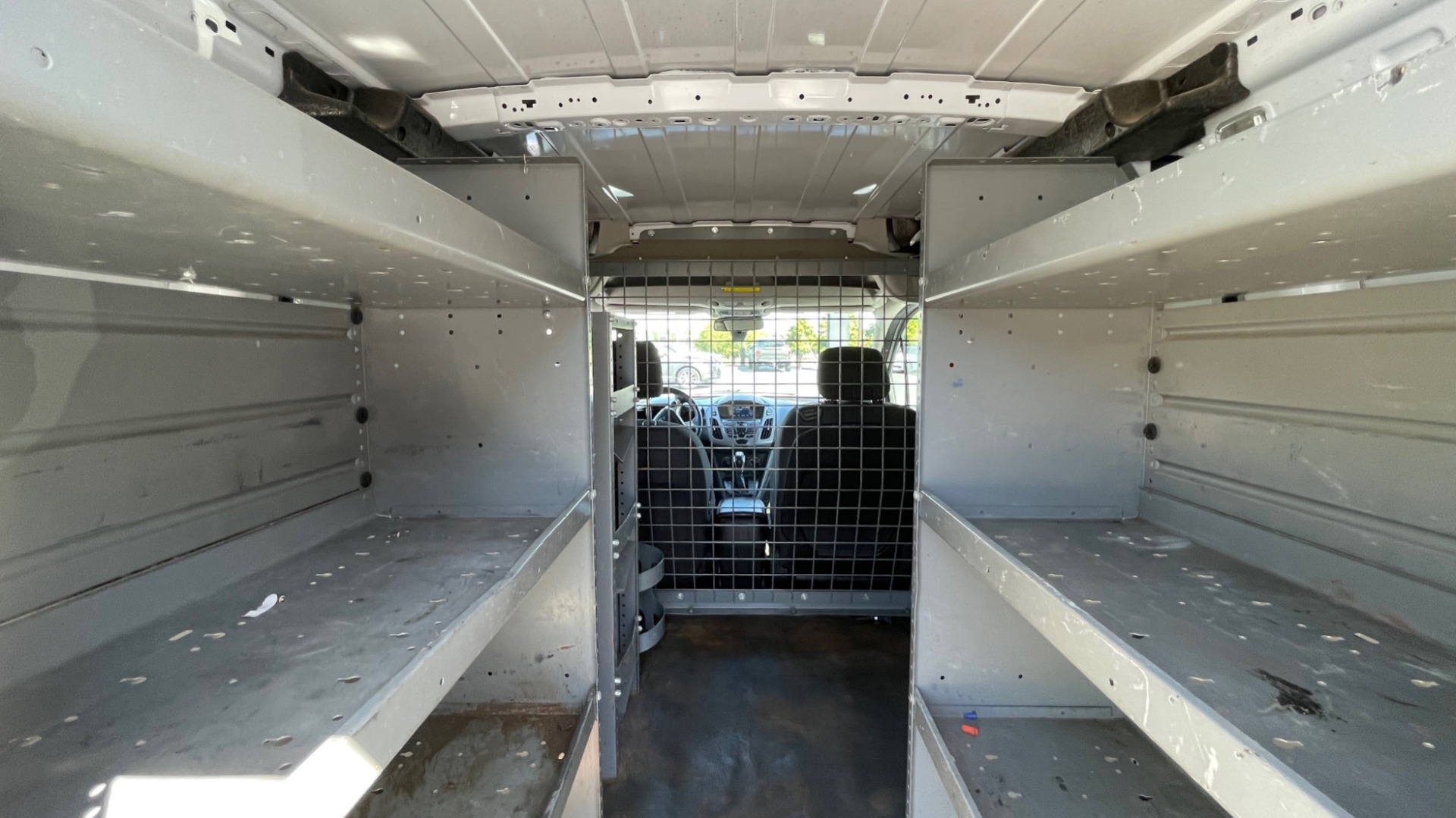 Used 2015 Ford TRANSIT CONNECT XLT CARGO VAN LWB / 2.5L 4-CYL / 6-SPD AUTO / ROOF RACK for sale $10,500 at Formula Imports in Charlotte NC 28227 57