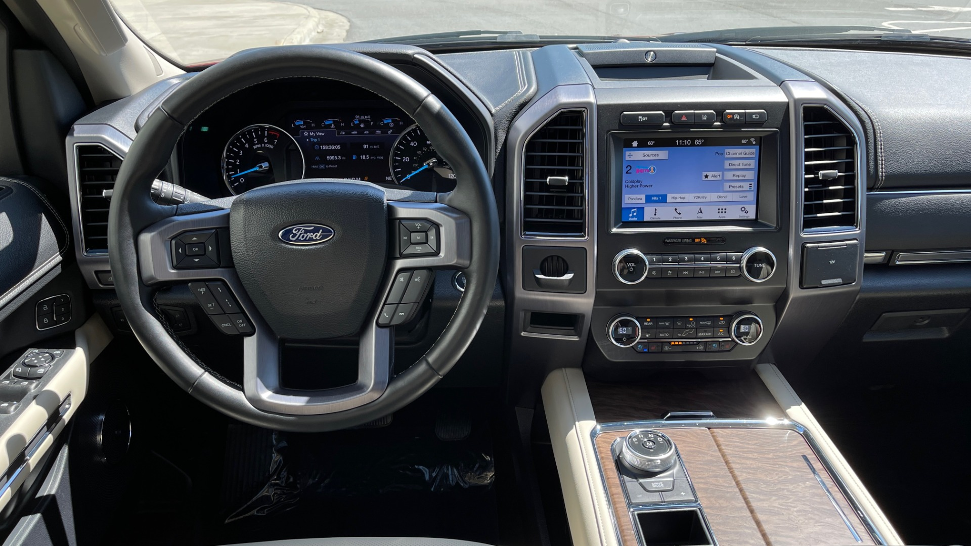 Used 2019 Ford EXPEDITION PLATINUM / 3.5L ECOBOOST / NAV / WIFI / SUNROOF / 3-ROW / REARVIEW for sale Sold at Formula Imports in Charlotte NC 28227 81