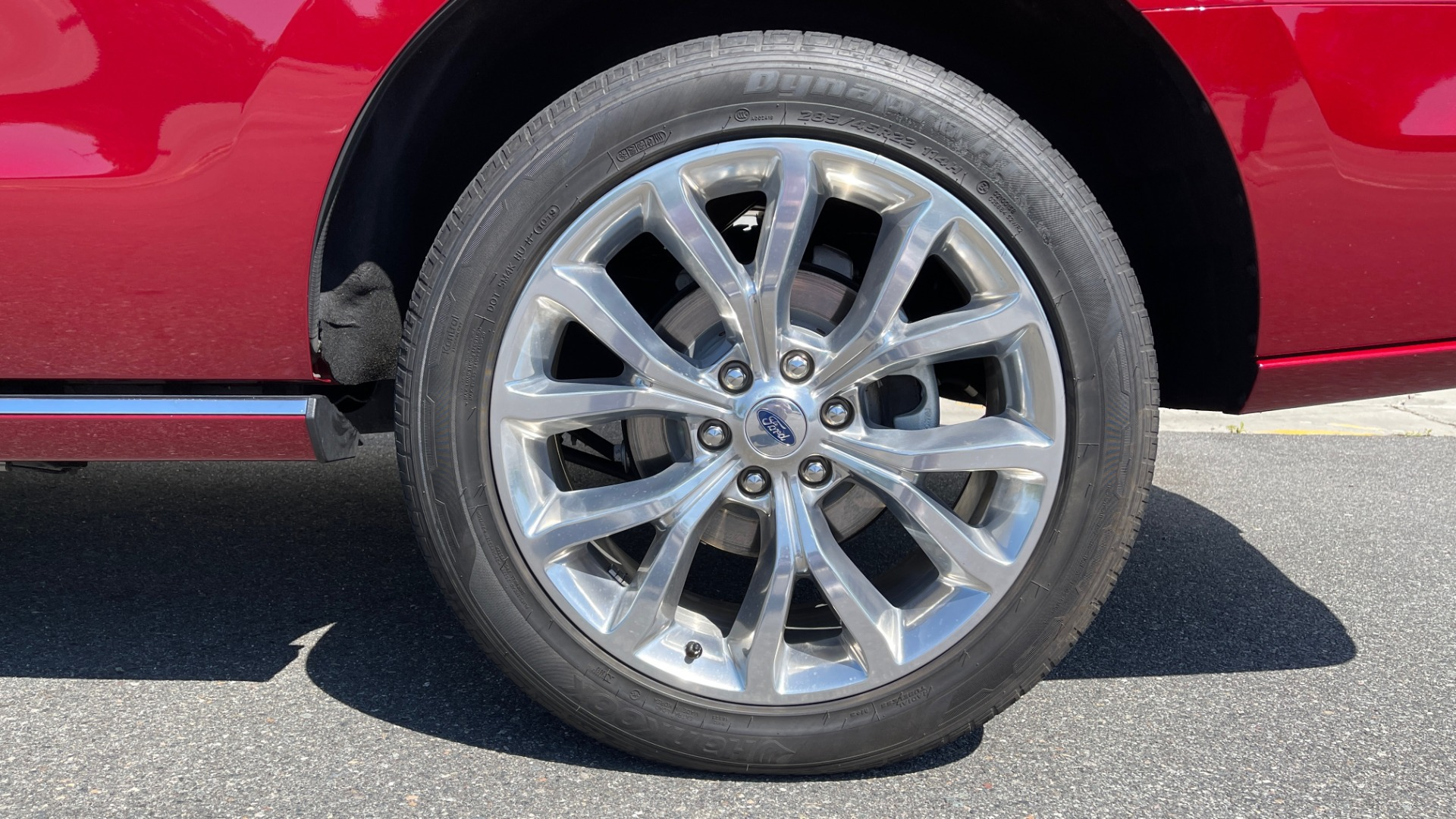 Used 2019 Ford EXPEDITION PLATINUM / 3.5L ECOBOOST / NAV / WIFI / SUNROOF / 3-ROW / REARVIEW for sale Sold at Formula Imports in Charlotte NC 28227 99