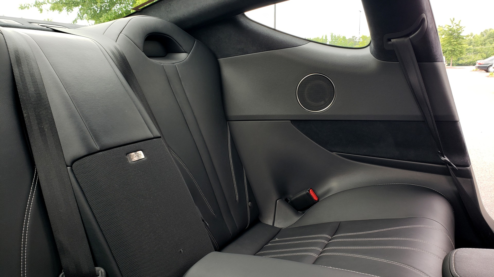 Used 2018 Lexus LC 500 COUPE / 5.0L V8 (471HP) / 10-SPD AUTO / HUD / SUNROOF / REARVIEW for sale Sold at Formula Imports in Charlotte NC 28227 52