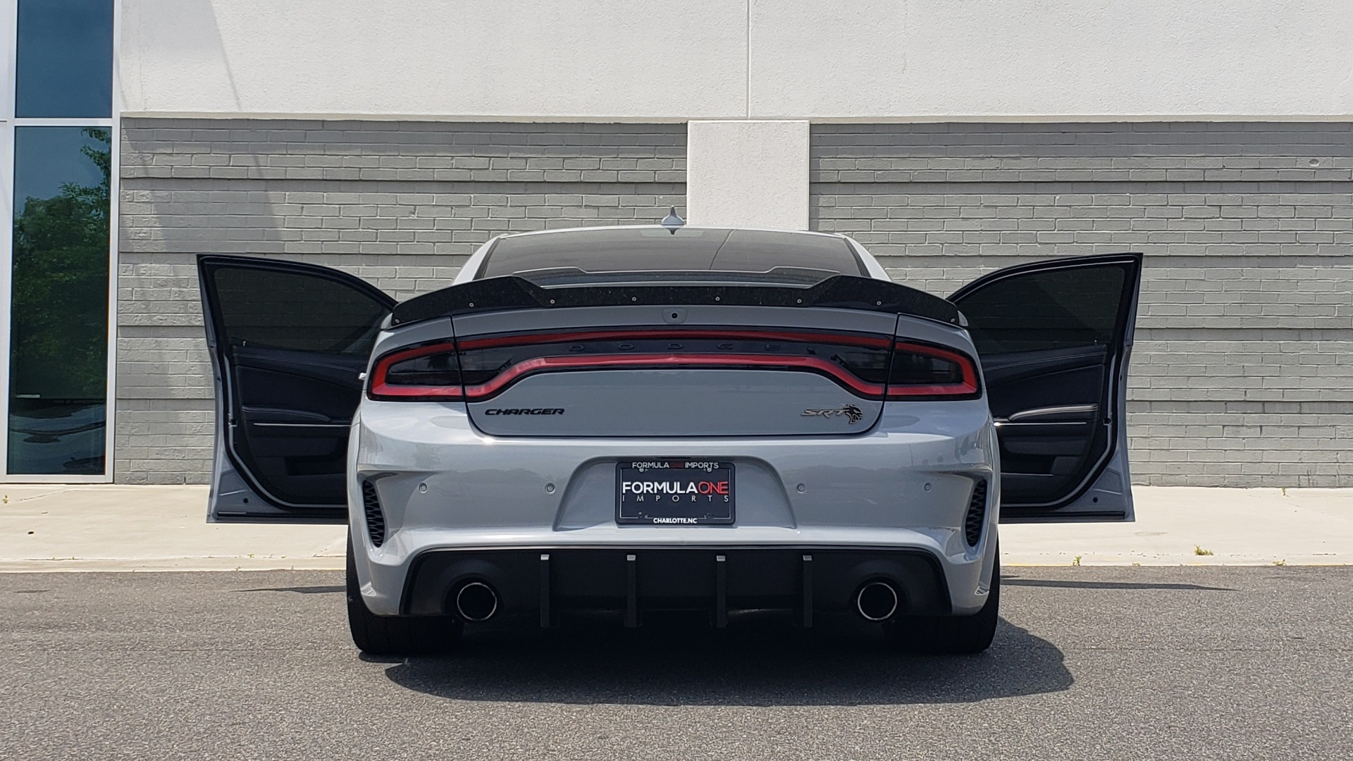 Used 2021 Dodge CHARGER SRT HELLCAT REDEYE WIDEBODY / CUSTOM TUNED 1100BHP for sale Sold at Formula Imports in Charlotte NC 28227 29