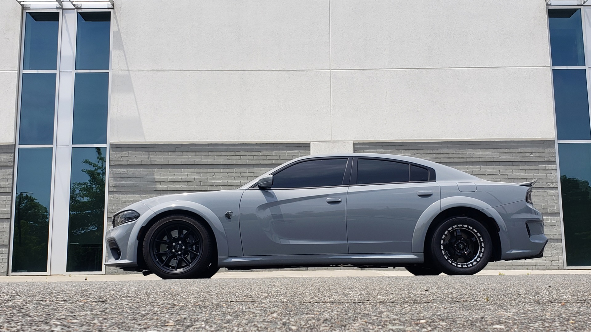 Used 2021 Dodge CHARGER SRT HELLCAT REDEYE WIDEBODY / CUSTOM TUNED 1100BHP for sale Sold at Formula Imports in Charlotte NC 28227 4