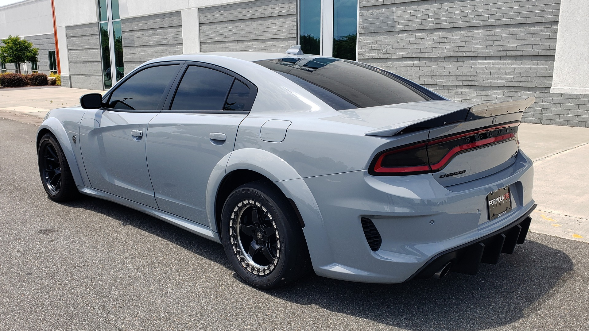 Used 2021 Dodge CHARGER SRT HELLCAT REDEYE WIDEBODY / CUSTOM TUNED 1100BHP for sale Sold at Formula Imports in Charlotte NC 28227 5