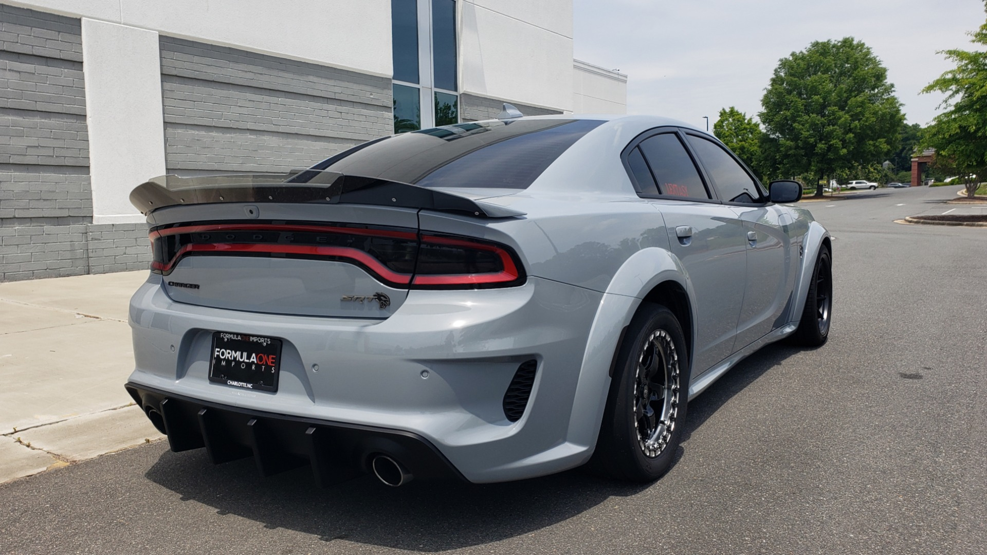 Used 2021 Dodge CHARGER SRT HELLCAT REDEYE WIDEBODY / CUSTOM TUNED 1100BHP for sale Sold at Formula Imports in Charlotte NC 28227 6