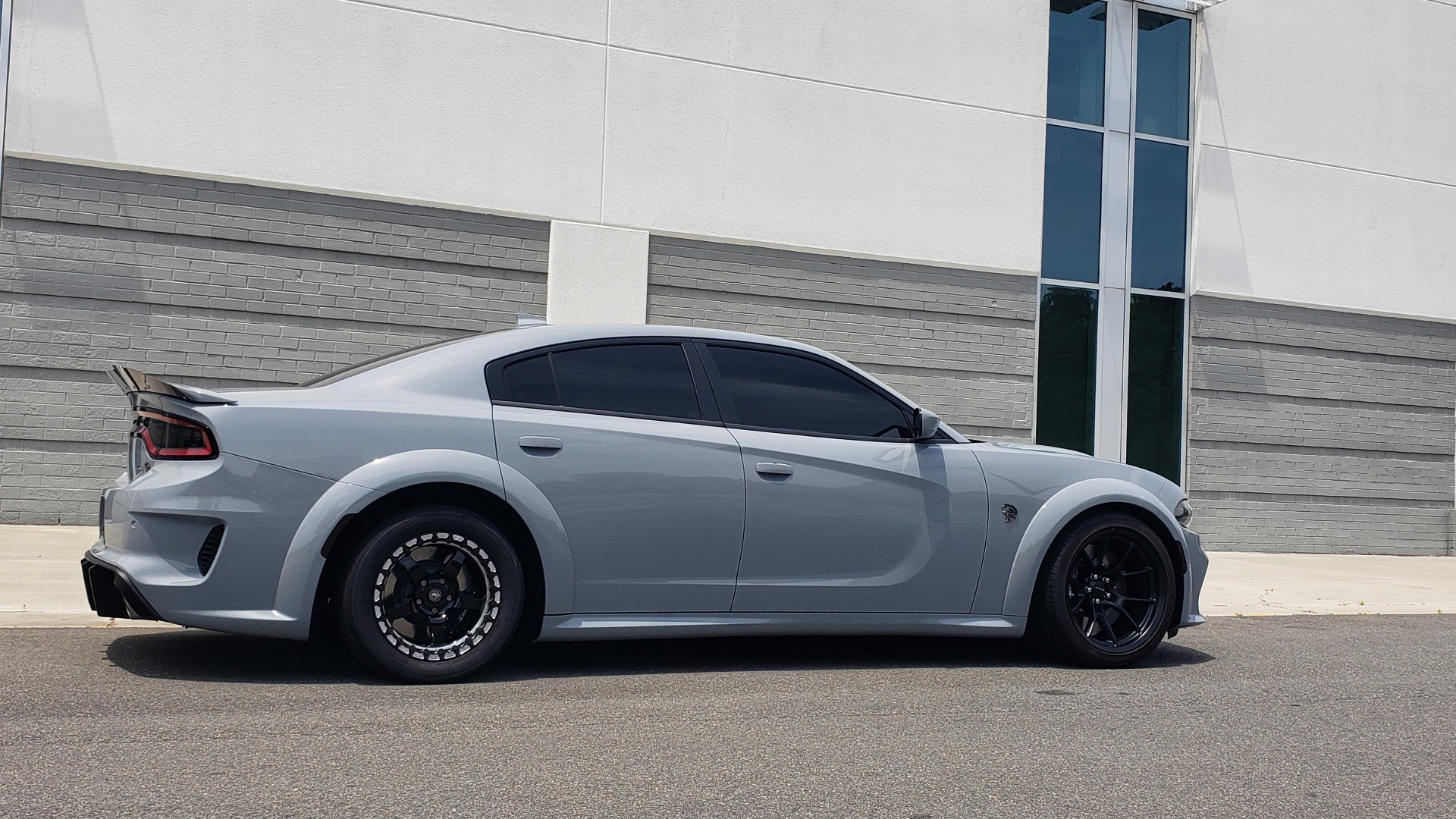 Used 2021 Dodge CHARGER SRT HELLCAT REDEYE WIDEBODY / CUSTOM TUNED 1100BHP for sale Sold at Formula Imports in Charlotte NC 28227 8