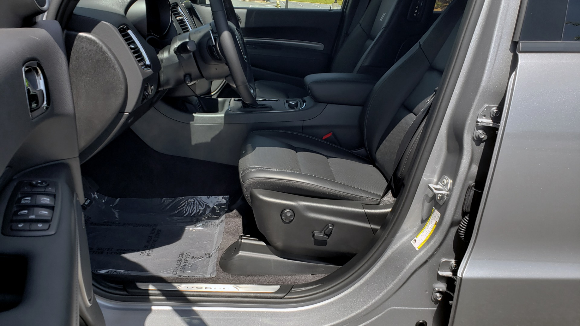 Used 2019 Dodge DURANGO R/T BLACKTOP AWD / TECH / ADAPT CRUS / TOW GROUP / SUNROOF / REARVIEW for sale Sold at Formula Imports in Charlotte NC 28227 40