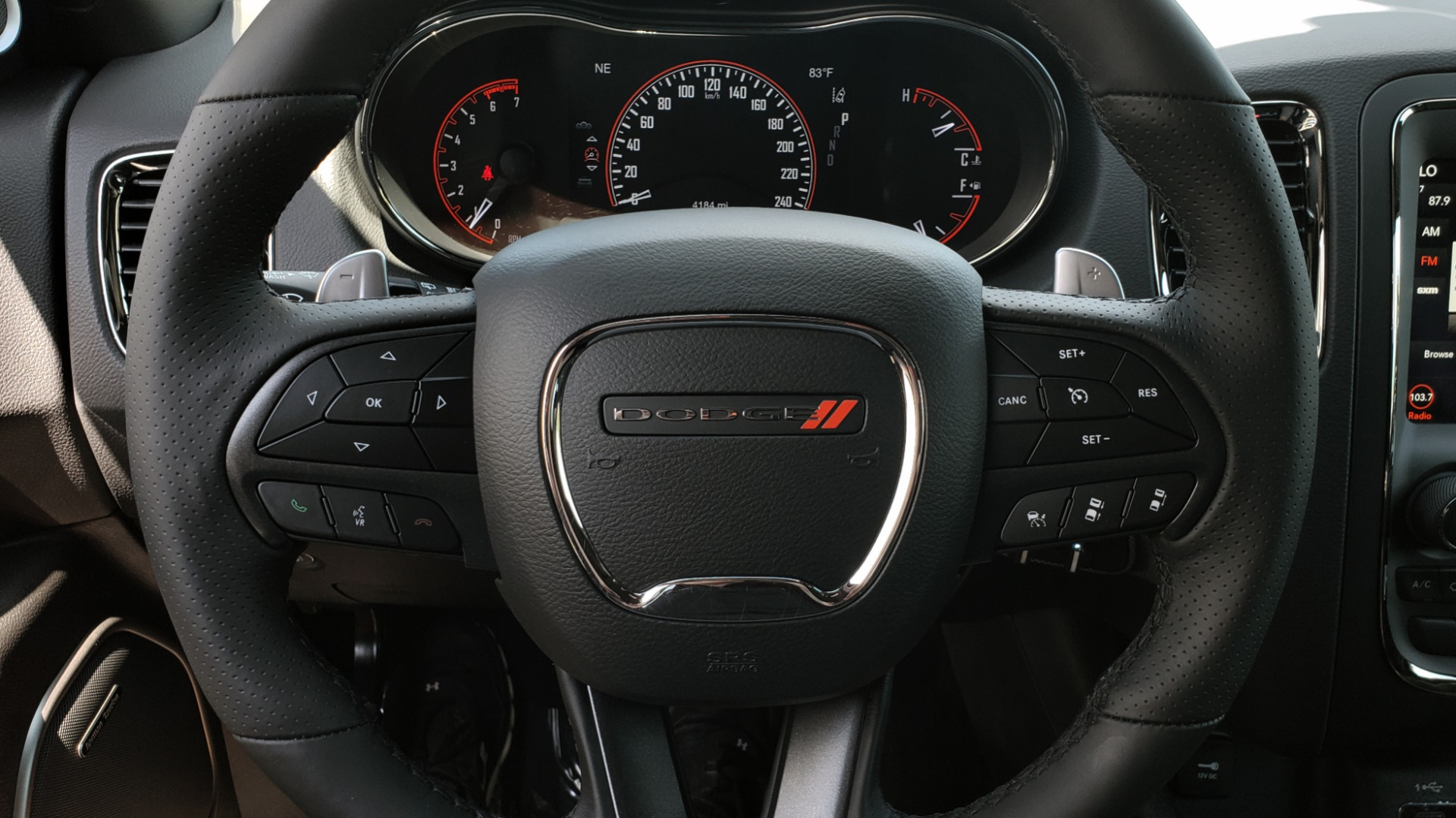 Used 2019 Dodge DURANGO R/T BLACKTOP AWD / TECH / ADAPT CRUS / TOW GROUP / SUNROOF / REARVIEW for sale Sold at Formula Imports in Charlotte NC 28227 43