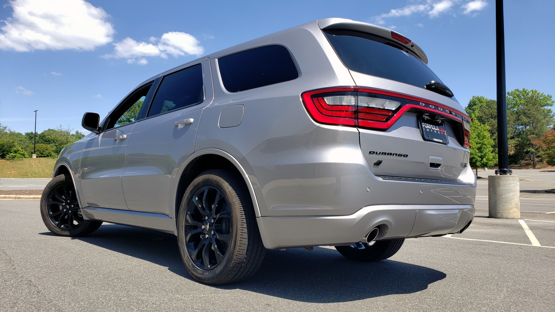Used 2019 Dodge DURANGO R/T BLACKTOP AWD / TECH / ADAPT CRUS / TOW GROUP / SUNROOF / REARVIEW for sale Sold at Formula Imports in Charlotte NC 28227 9