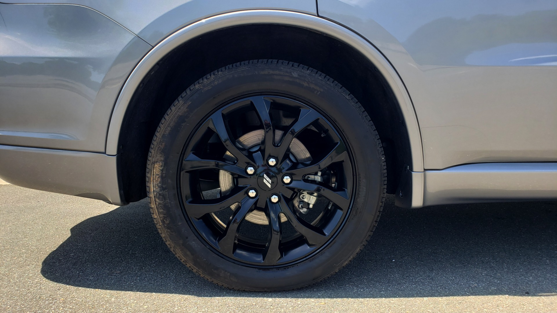 Used 2019 Dodge DURANGO R/T BLACKTOP AWD / TECH / ADAPT CRUS / TOW GROUP / SUNROOF / REARVIEW for sale Sold at Formula Imports in Charlotte NC 28227 92
