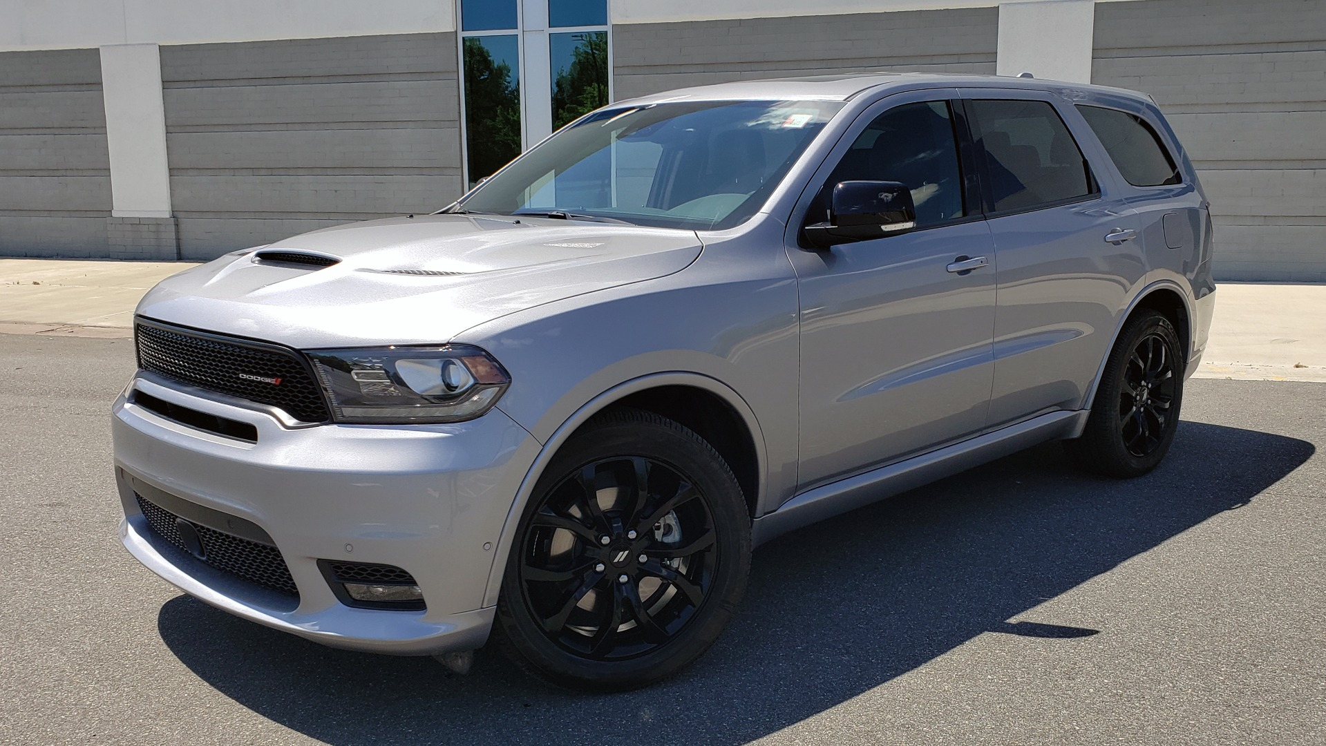Used 2019 Dodge DURANGO R/T BLACKTOP AWD / TECH / ADAPT CRUS / TOW GROUP / SUNROOF / REARVIEW for sale Sold at Formula Imports in Charlotte NC 28227 1