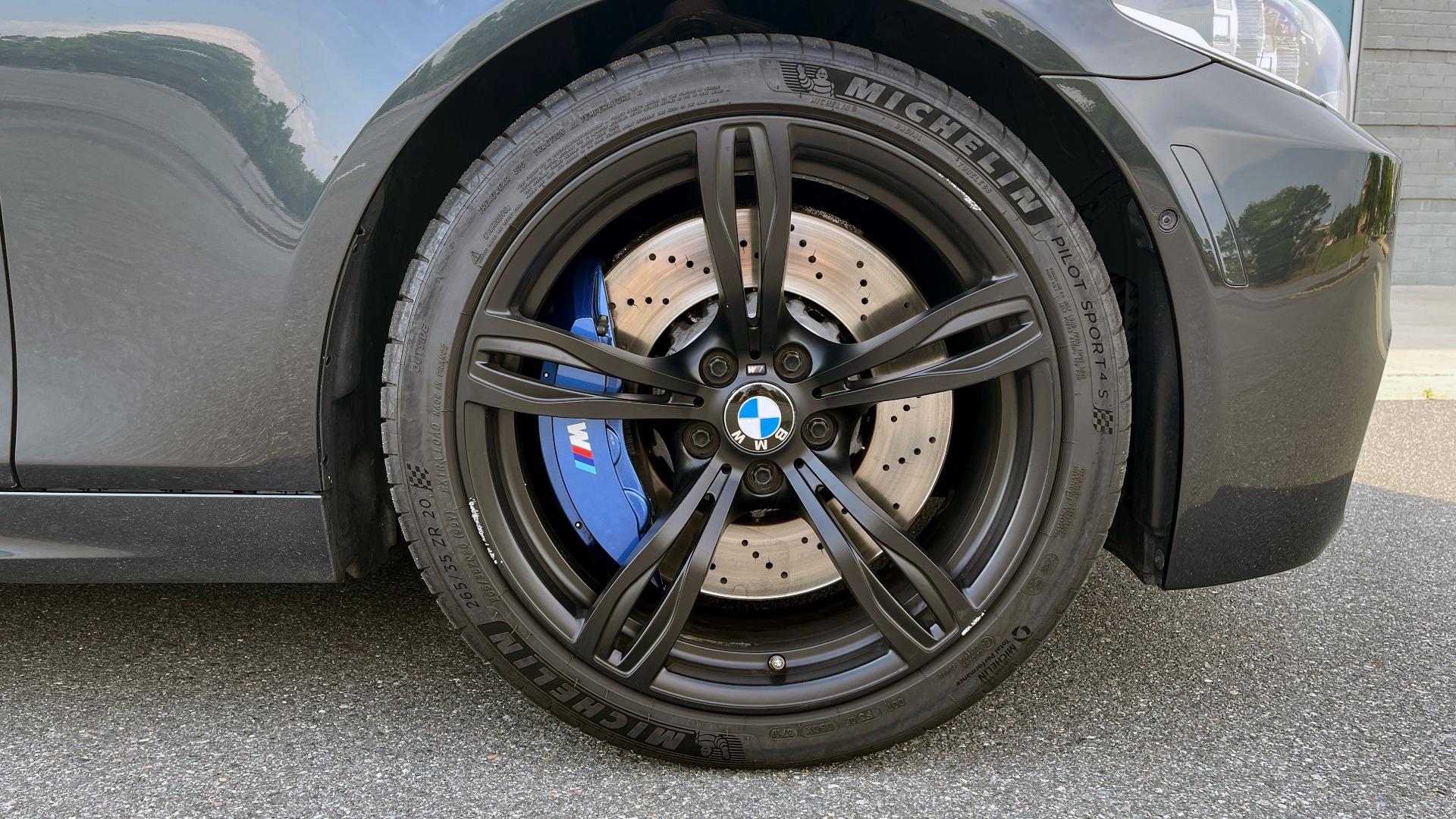 Used 2015 BMW M5 SEDAN / EXEC PKG / HUD / NAV / B&O SND / SUNROOF / REARVIEW for sale Sold at Formula Imports in Charlotte NC 28227 101