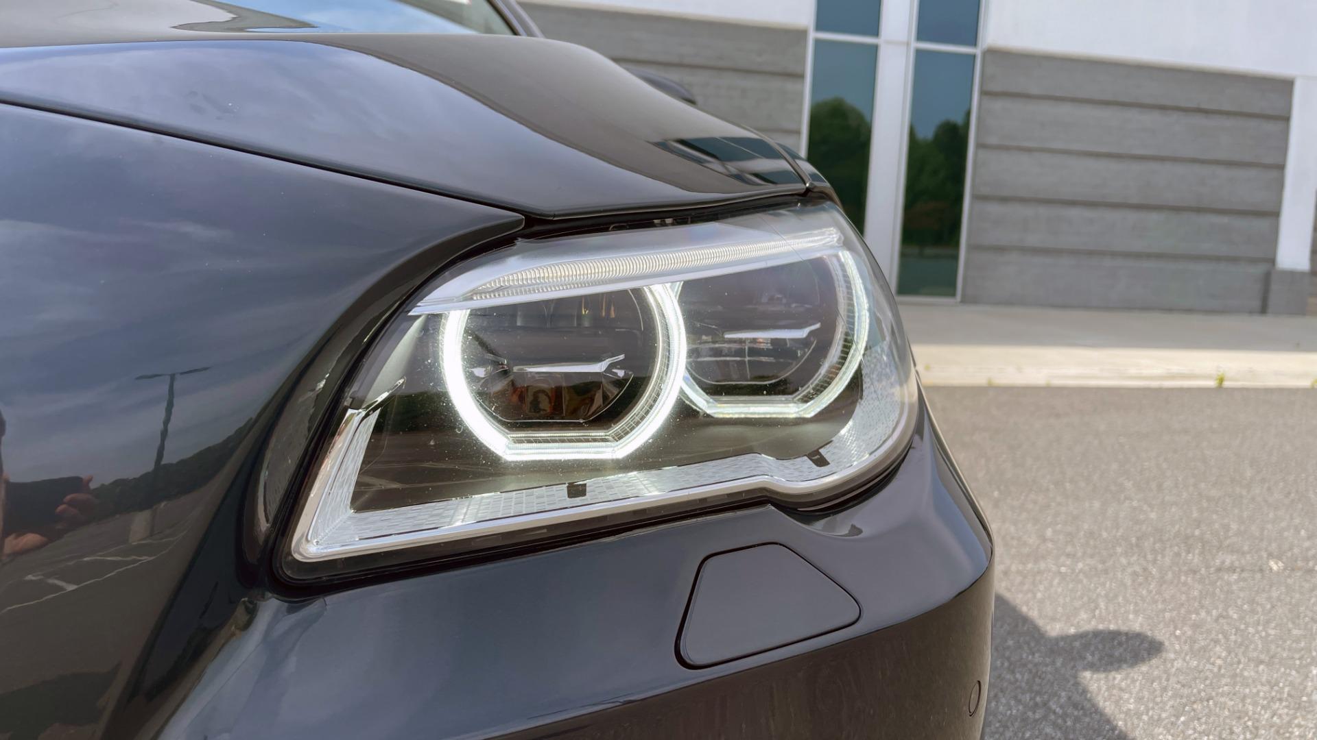 Used 2015 BMW M5 SEDAN / EXEC PKG / HUD / NAV / B&O SND / SUNROOF / REARVIEW for sale Sold at Formula Imports in Charlotte NC 28227 16