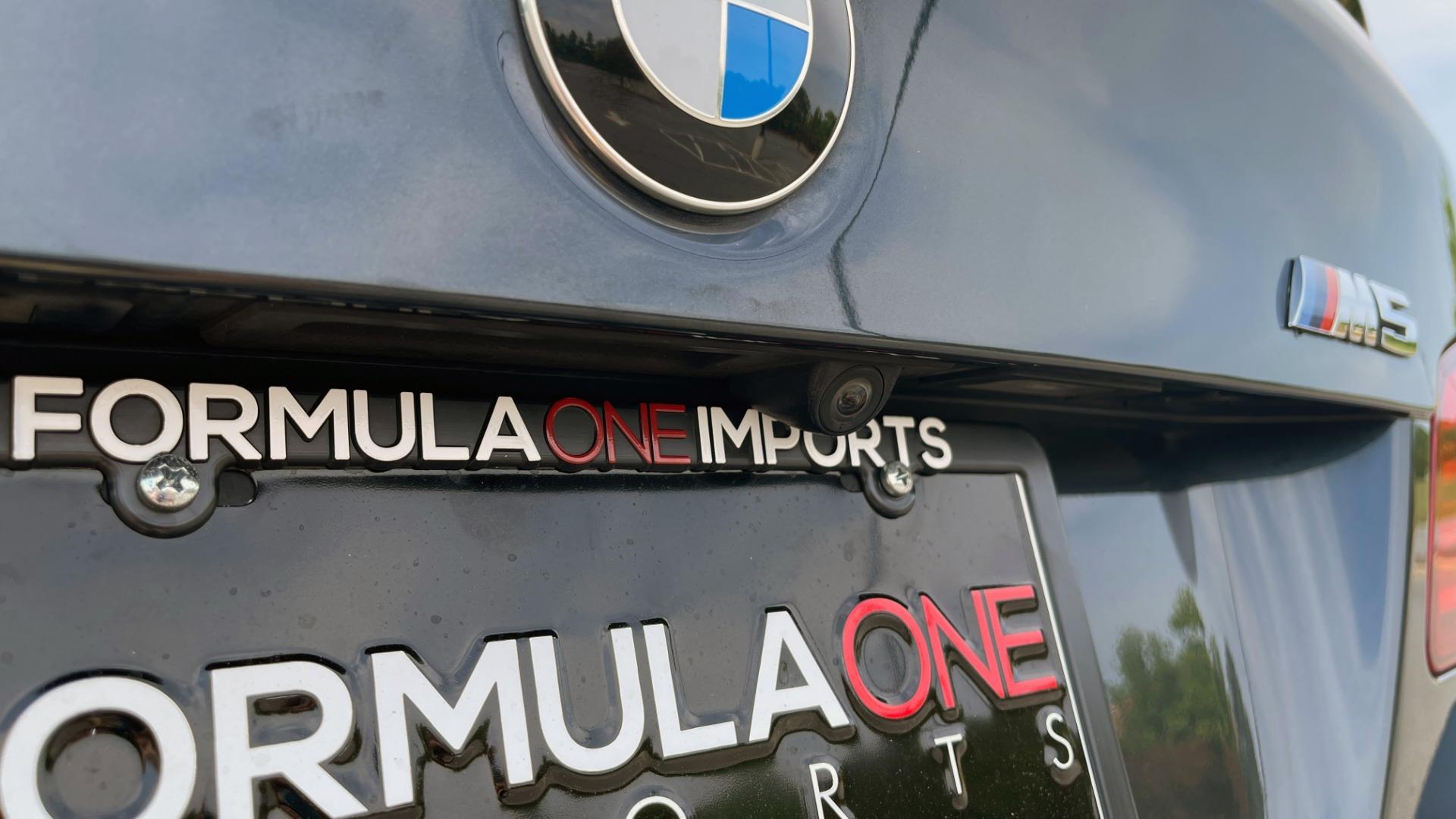 Used 2015 BMW M5 SEDAN / EXEC PKG / HUD / NAV / B&O SND / SUNROOF / REARVIEW for sale Sold at Formula Imports in Charlotte NC 28227 32