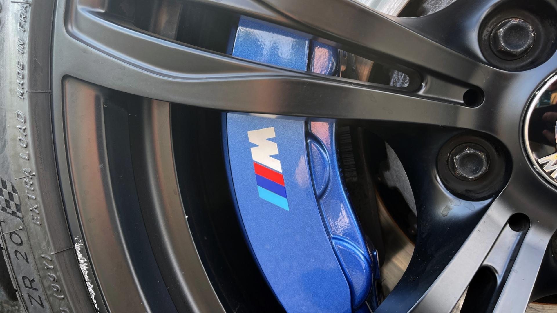 Used 2015 BMW M5 SEDAN / EXEC PKG / HUD / NAV / B&O SND / SUNROOF / REARVIEW for sale Sold at Formula Imports in Charlotte NC 28227 35