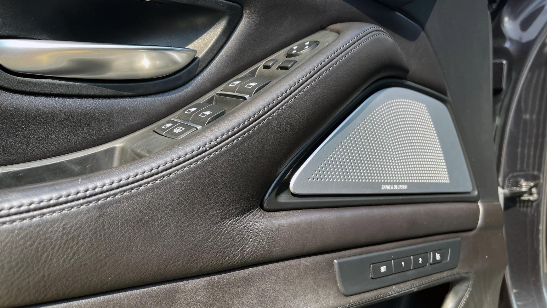 Used 2015 BMW M5 SEDAN / EXEC PKG / HUD / NAV / B&O SND / SUNROOF / REARVIEW for sale Sold at Formula Imports in Charlotte NC 28227 37