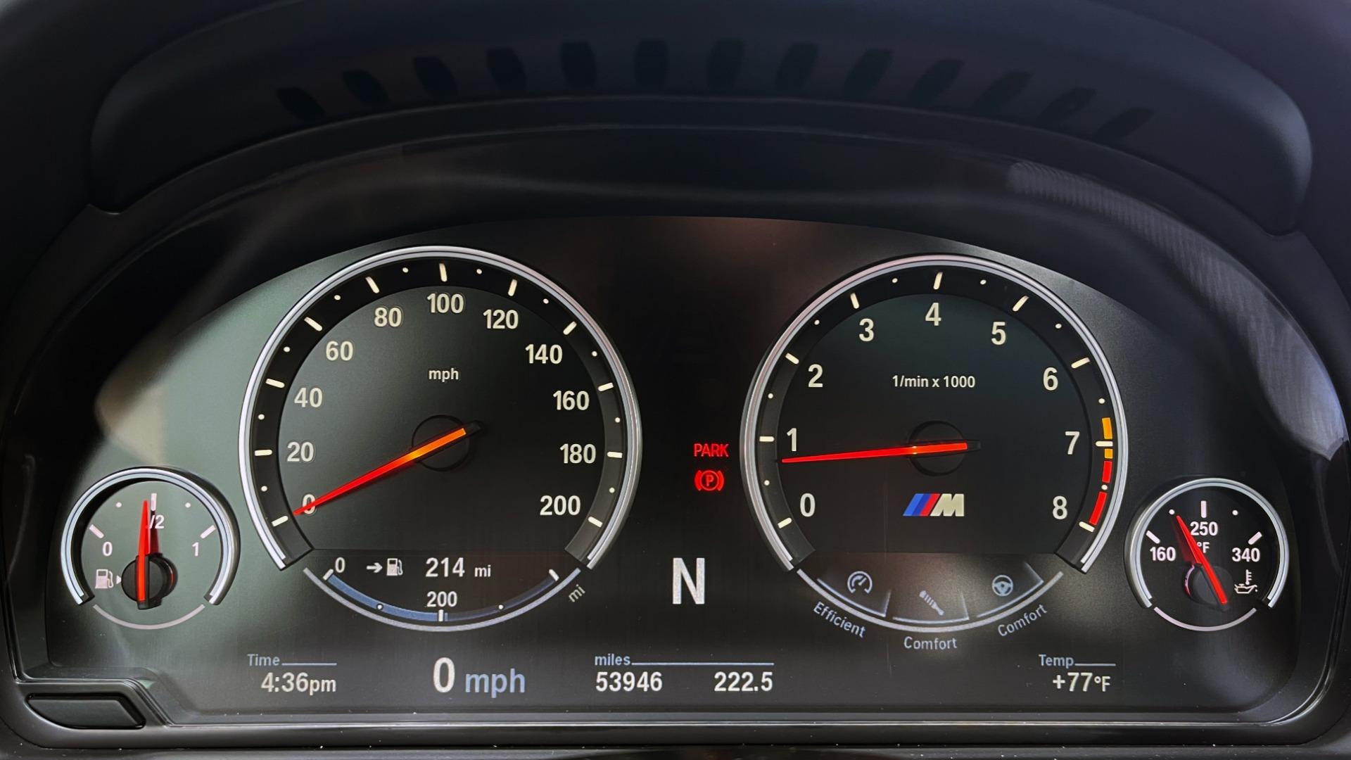 Used 2015 BMW M5 SEDAN / EXEC PKG / HUD / NAV / B&O SND / SUNROOF / REARVIEW for sale Sold at Formula Imports in Charlotte NC 28227 53