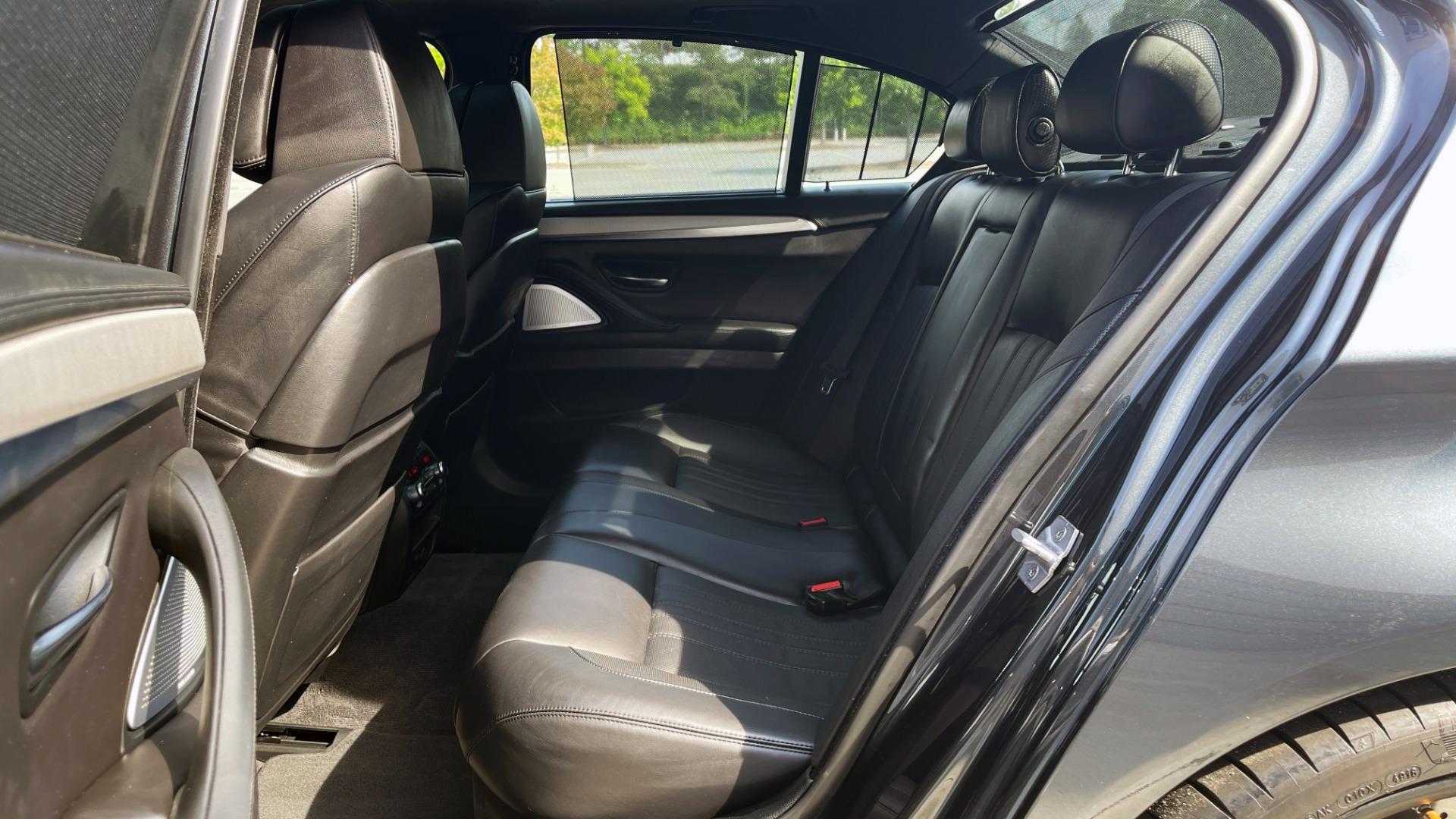 Used 2015 BMW M5 SEDAN / EXEC PKG / HUD / NAV / B&O SND / SUNROOF / REARVIEW for sale Sold at Formula Imports in Charlotte NC 28227 77