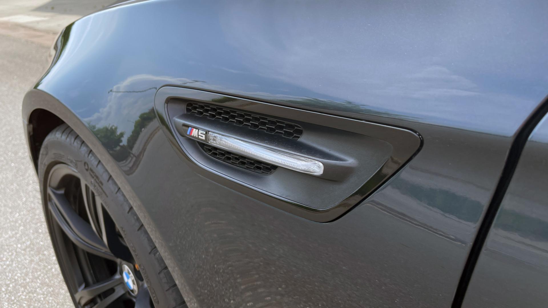Used 2015 BMW M5 SEDAN / EXEC PKG / HUD / NAV / B&O SND / SUNROOF / REARVIEW for sale Sold at Formula Imports in Charlotte NC 28227 8