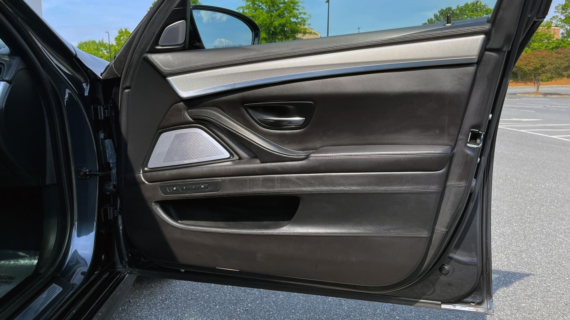 Used 2015 BMW M5 SEDAN / EXEC PKG / HUD / NAV / B&O SND / SUNROOF / REARVIEW for sale Sold at Formula Imports in Charlotte NC 28227 88