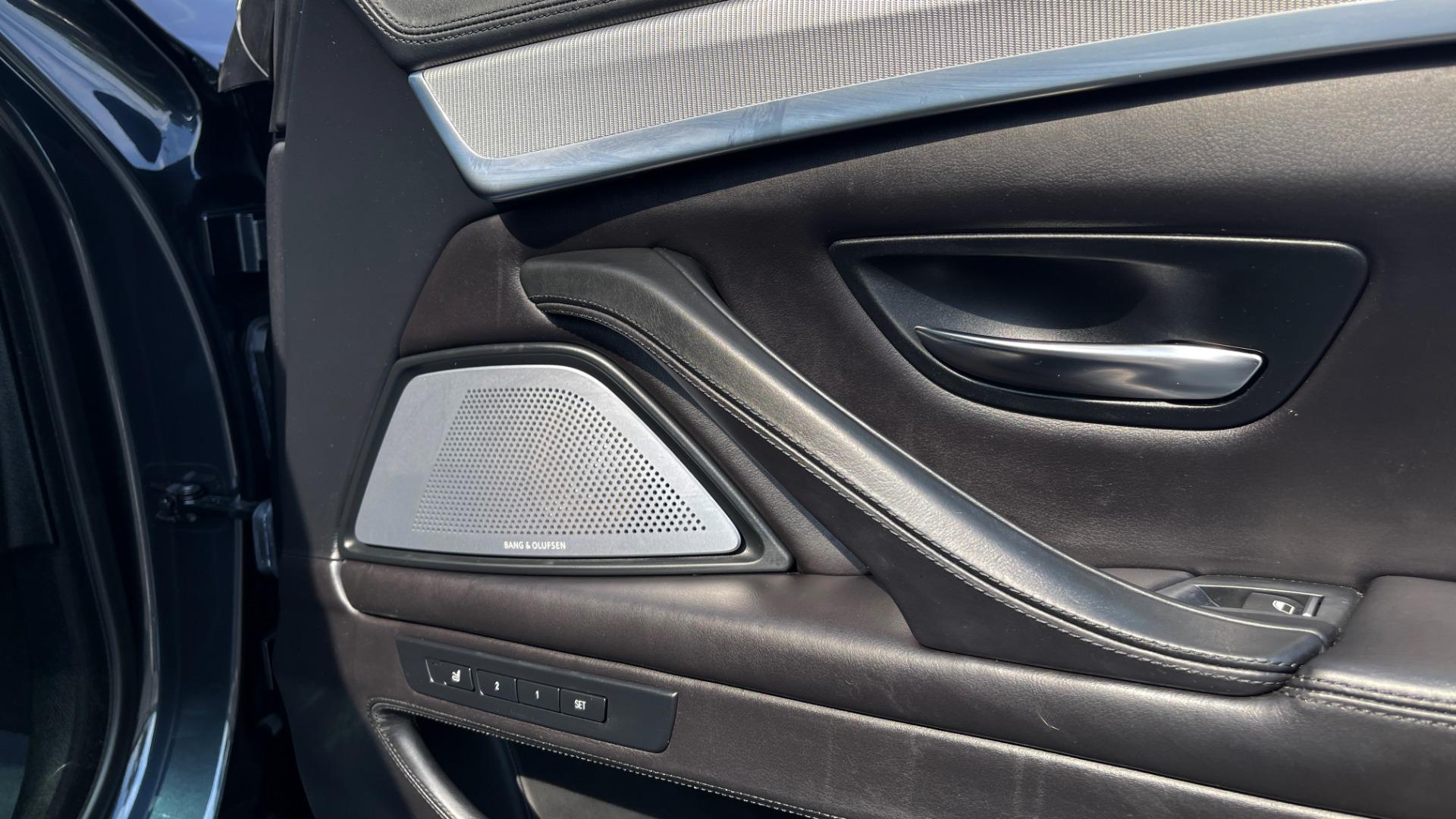 Used 2015 BMW M5 SEDAN / EXEC PKG / HUD / NAV / B&O SND / SUNROOF / REARVIEW for sale Sold at Formula Imports in Charlotte NC 28227 89
