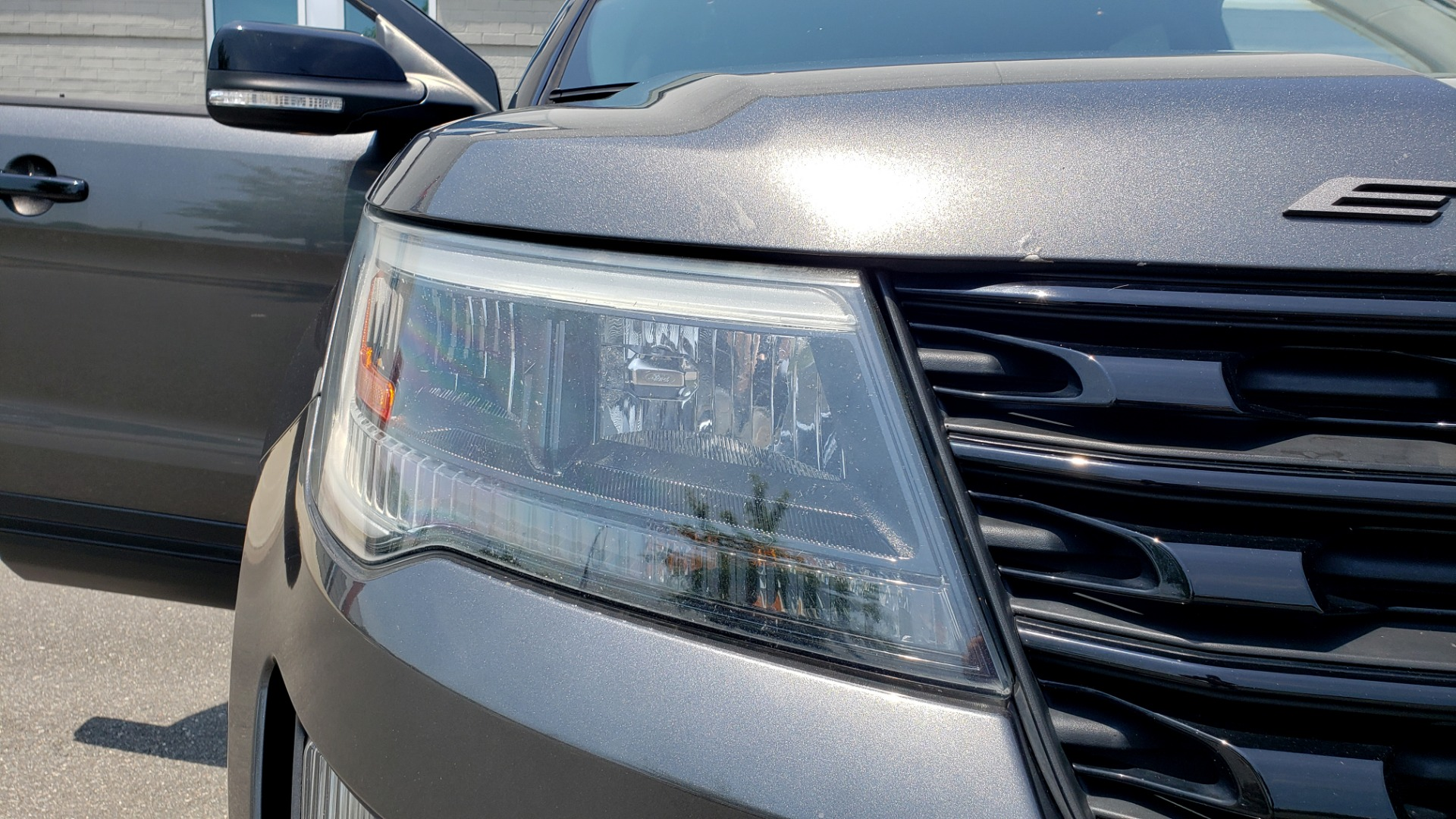Used 2016 Ford EXPLORER SPORT 4WD / 3.5L ECOBOOST / 6-SPD AUTO / BSM / REARVIEW for sale Sold at Formula Imports in Charlotte NC 28227 21