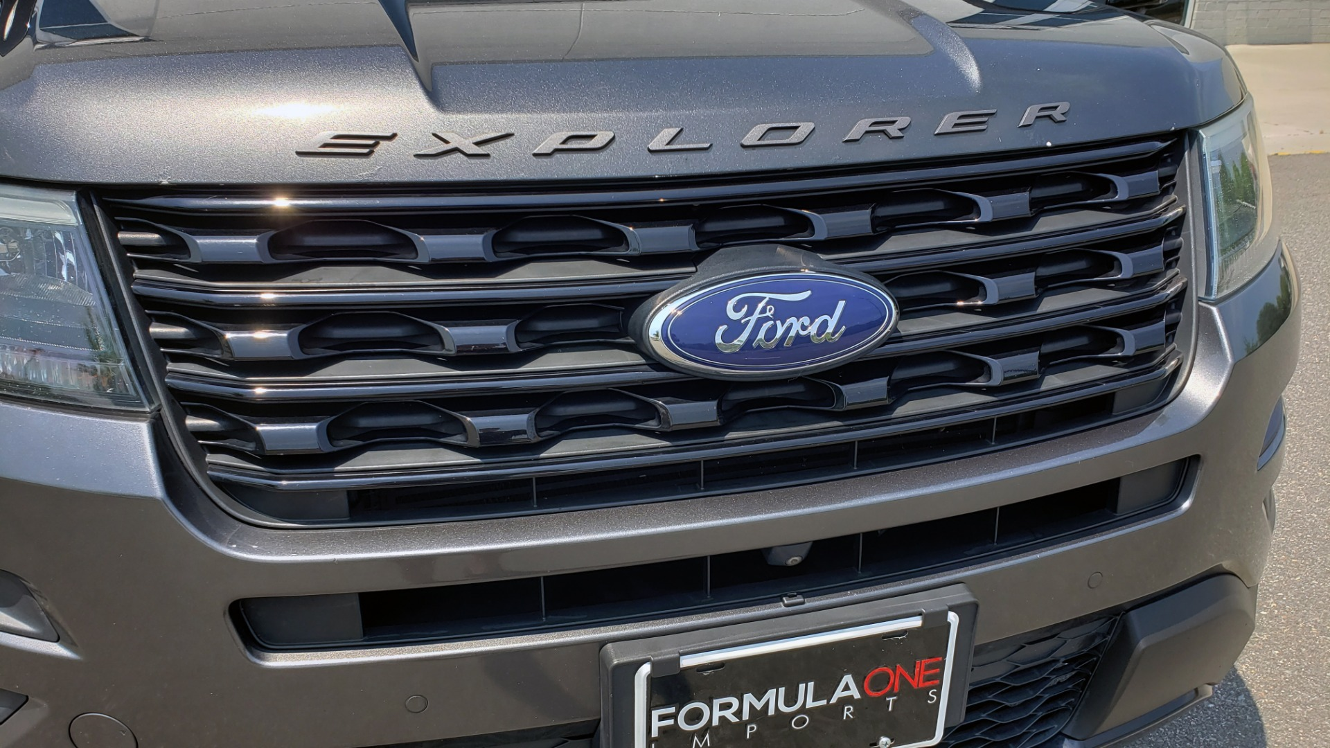 Used 2016 Ford EXPLORER SPORT 4WD / 3.5L ECOBOOST / 6-SPD AUTO / BSM / REARVIEW for sale Sold at Formula Imports in Charlotte NC 28227 23
