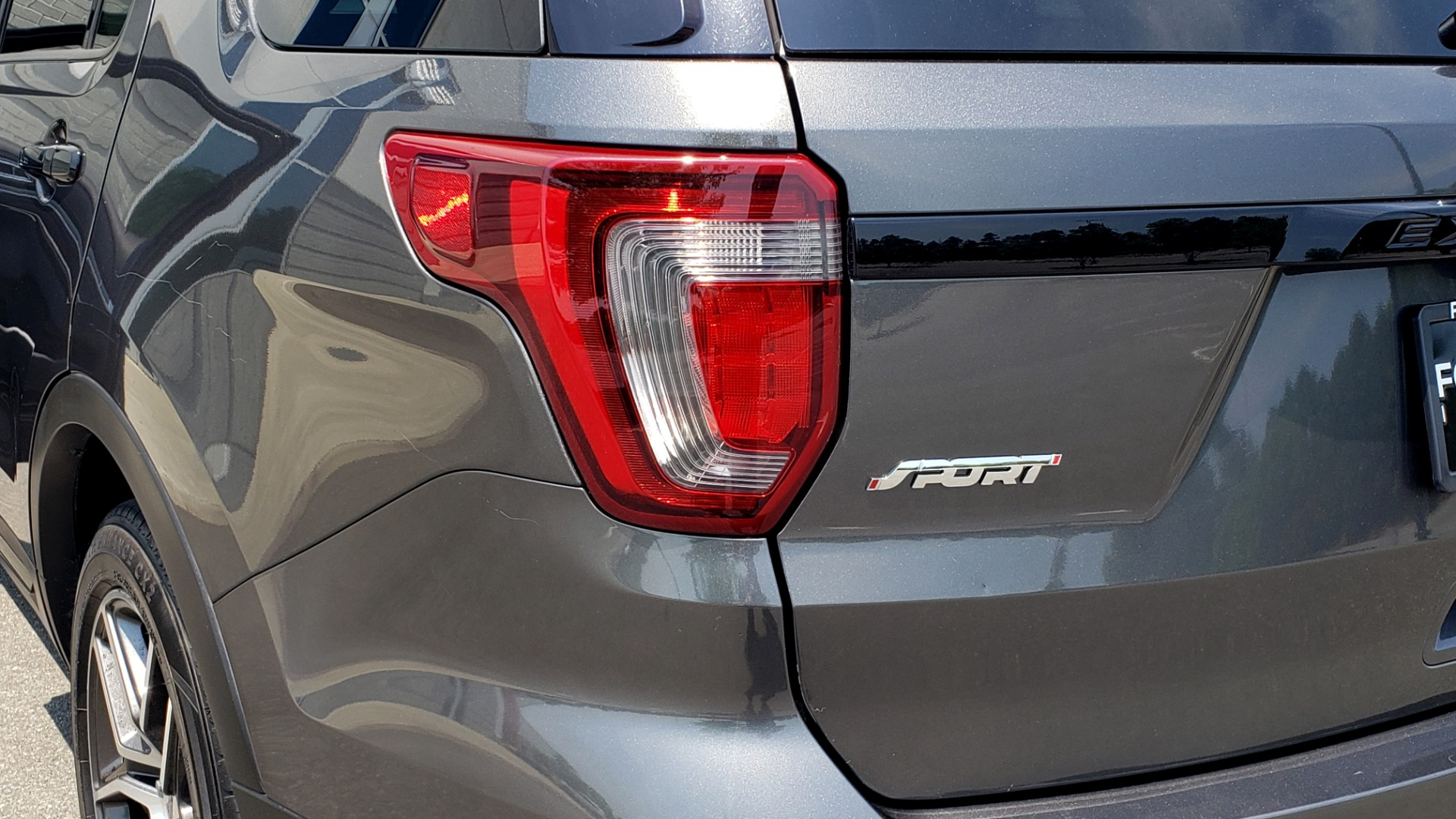 Used 2016 Ford EXPLORER SPORT 4WD / 3.5L ECOBOOST / 6-SPD AUTO / BSM / REARVIEW for sale Sold at Formula Imports in Charlotte NC 28227 27