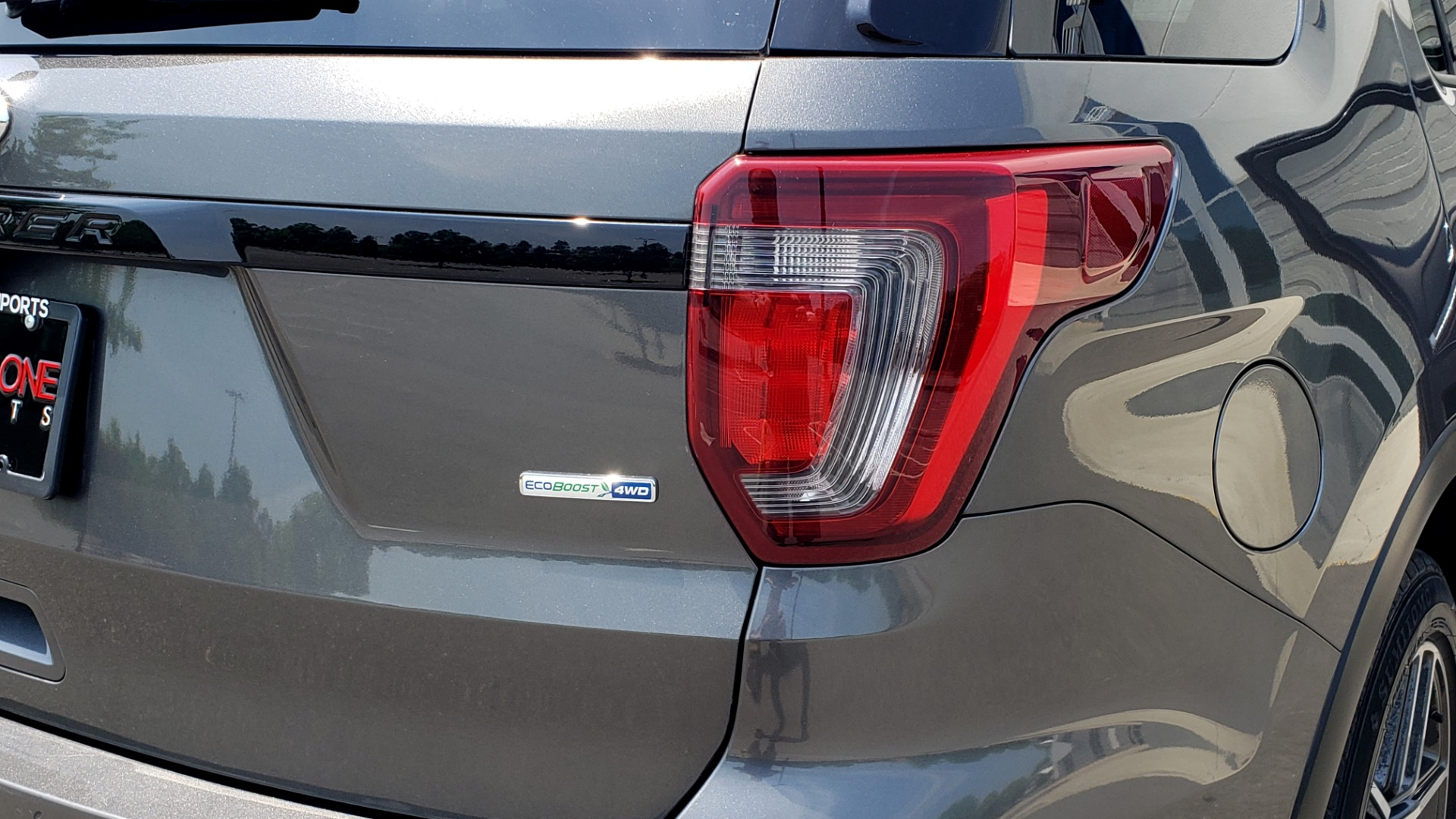 Used 2016 Ford EXPLORER SPORT 4WD / 3.5L ECOBOOST / 6-SPD AUTO / BSM / REARVIEW for sale Sold at Formula Imports in Charlotte NC 28227 28