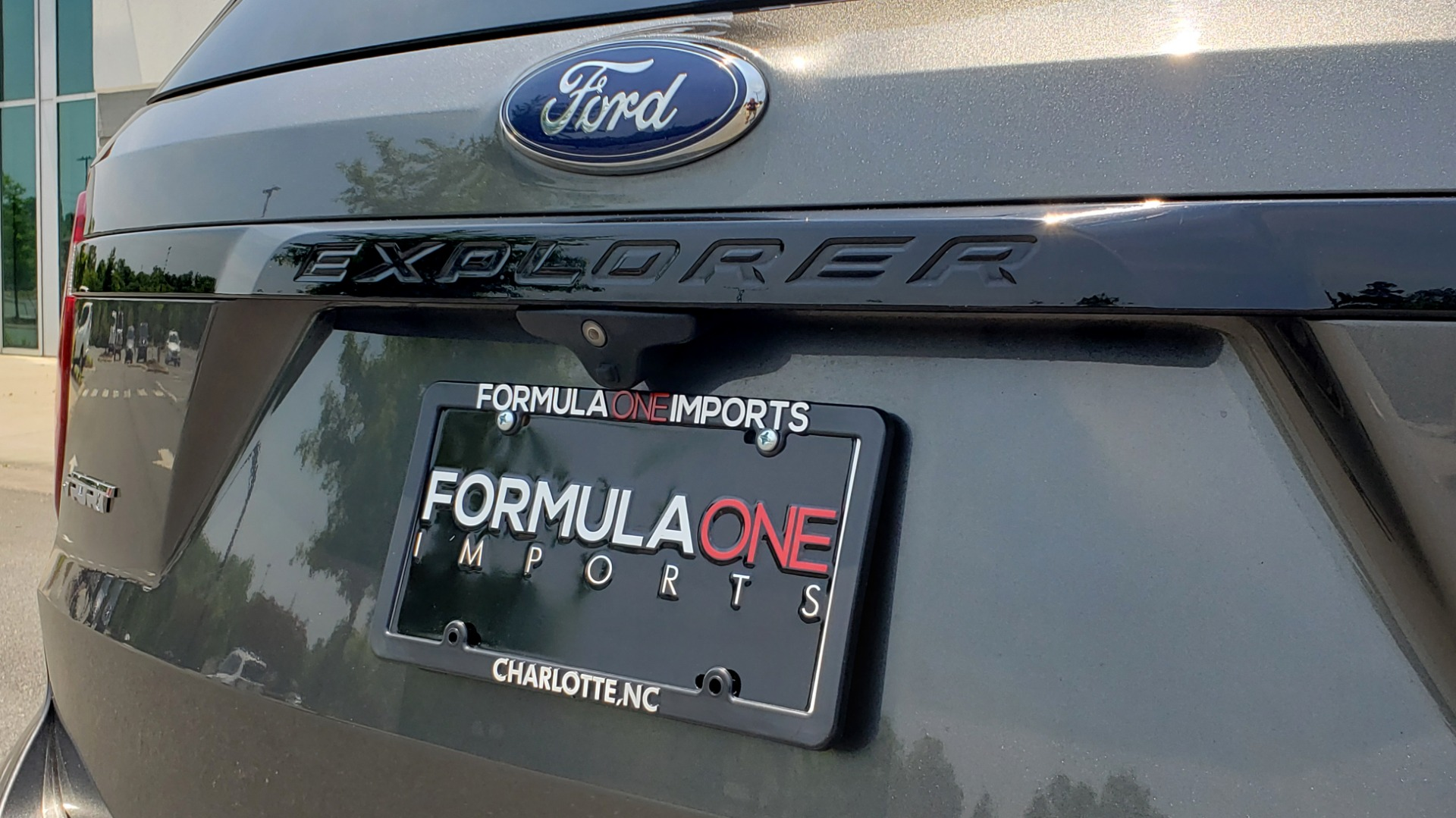Used 2016 Ford EXPLORER SPORT 4WD / 3.5L ECOBOOST / 6-SPD AUTO / BSM / REARVIEW for sale Sold at Formula Imports in Charlotte NC 28227 29