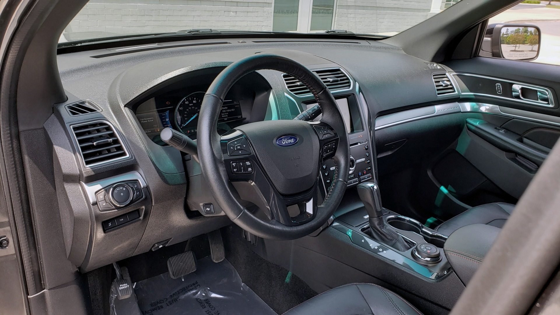 Used 2016 Ford EXPLORER SPORT 4WD / 3.5L ECOBOOST / 6-SPD AUTO / BSM / REARVIEW for sale Sold at Formula Imports in Charlotte NC 28227 34