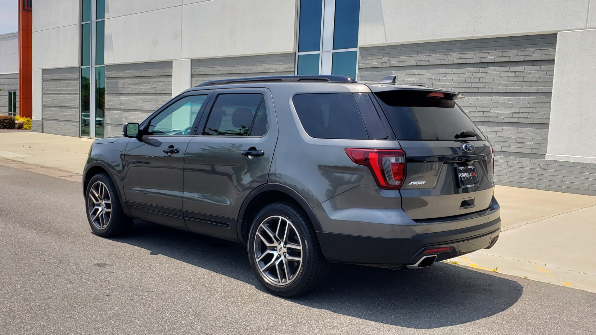 Used 2016 Ford EXPLORER SPORT 4WD / 3.5L ECOBOOST / 6-SPD AUTO / BSM / REARVIEW for sale Sold at Formula Imports in Charlotte NC 28227 6