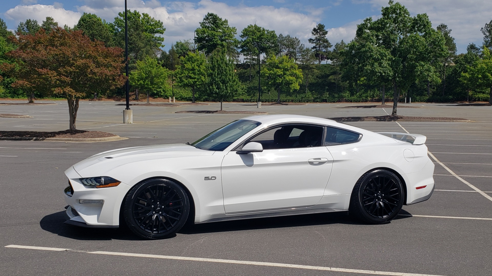 Used 2018 Ford MUSTANG GT COUPE / 5.0L V8 / AUTO / PERF PKG / REARVIEW / 19IN WHLS for sale Sold at Formula Imports in Charlotte NC 28227 79