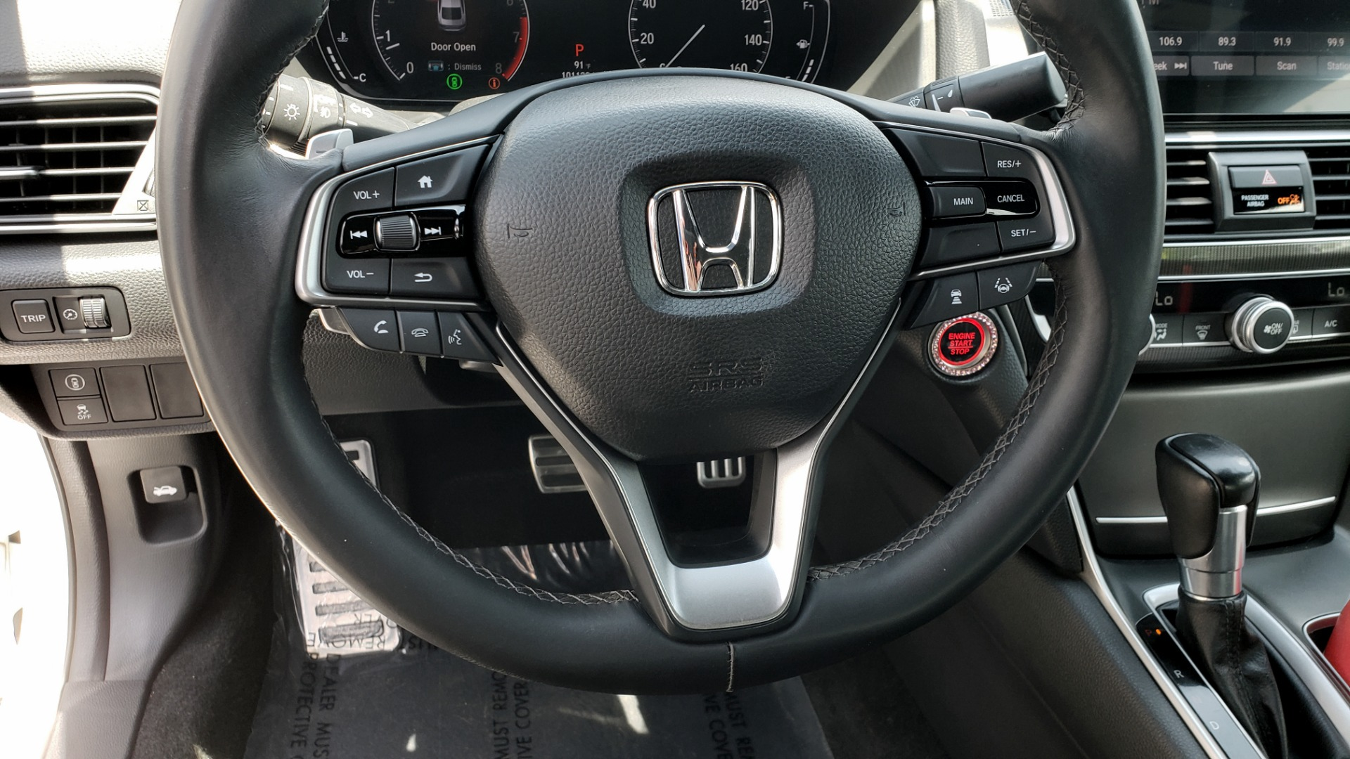Used 2018 Honda ACCORD SEDAN SPORT 1.5T / CVT TRANS / FWD / 19IN WHEELS for sale $20,995 at Formula Imports in Charlotte NC 28227 31