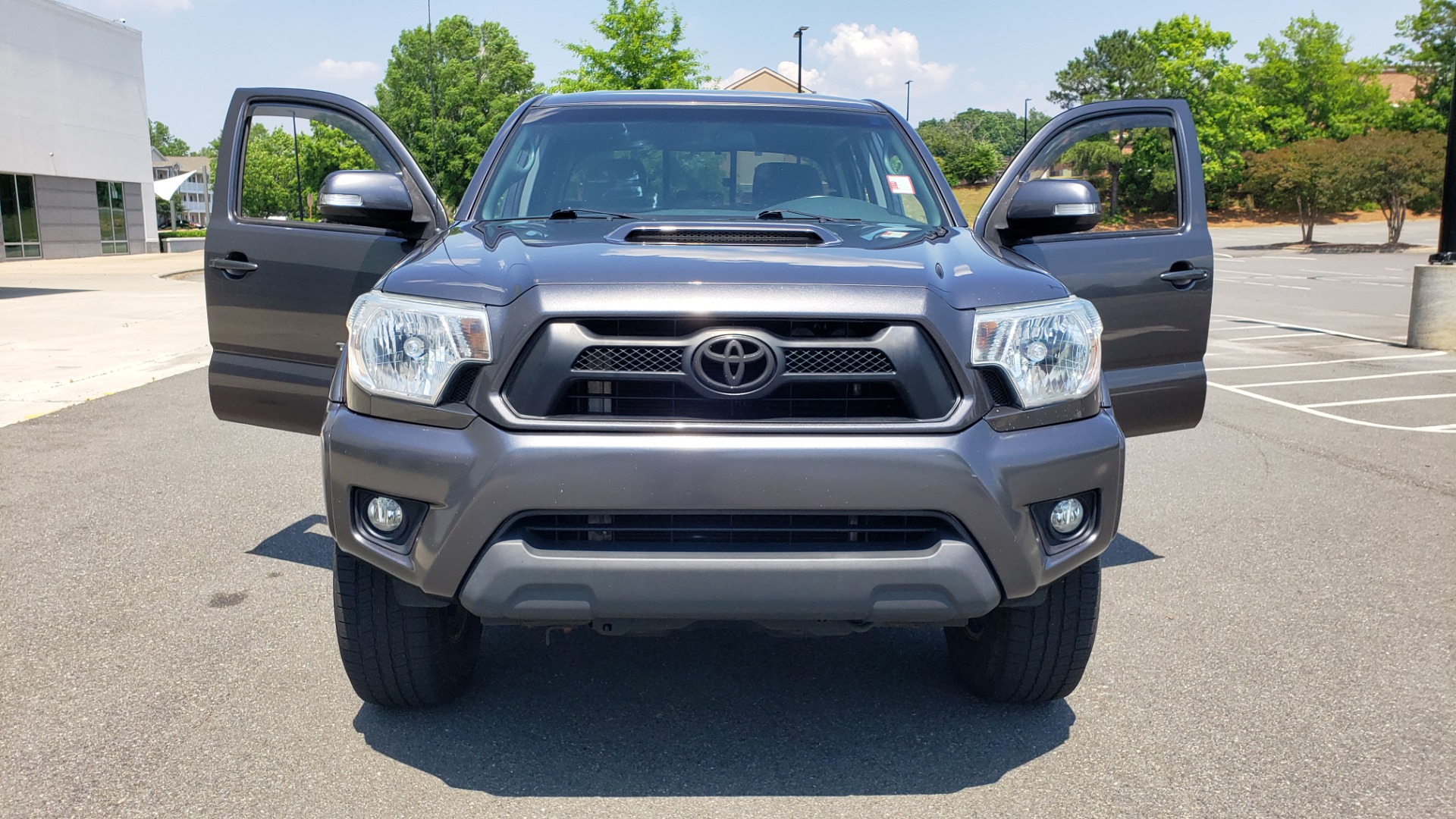 Used 2014 Toyota TACOMA PRERUNNER DOUBLECAB / TRD SPORT / V6 / 5-SPD AUTO / TOW PKG for sale $21,595 at Formula Imports in Charlotte NC 28227 18