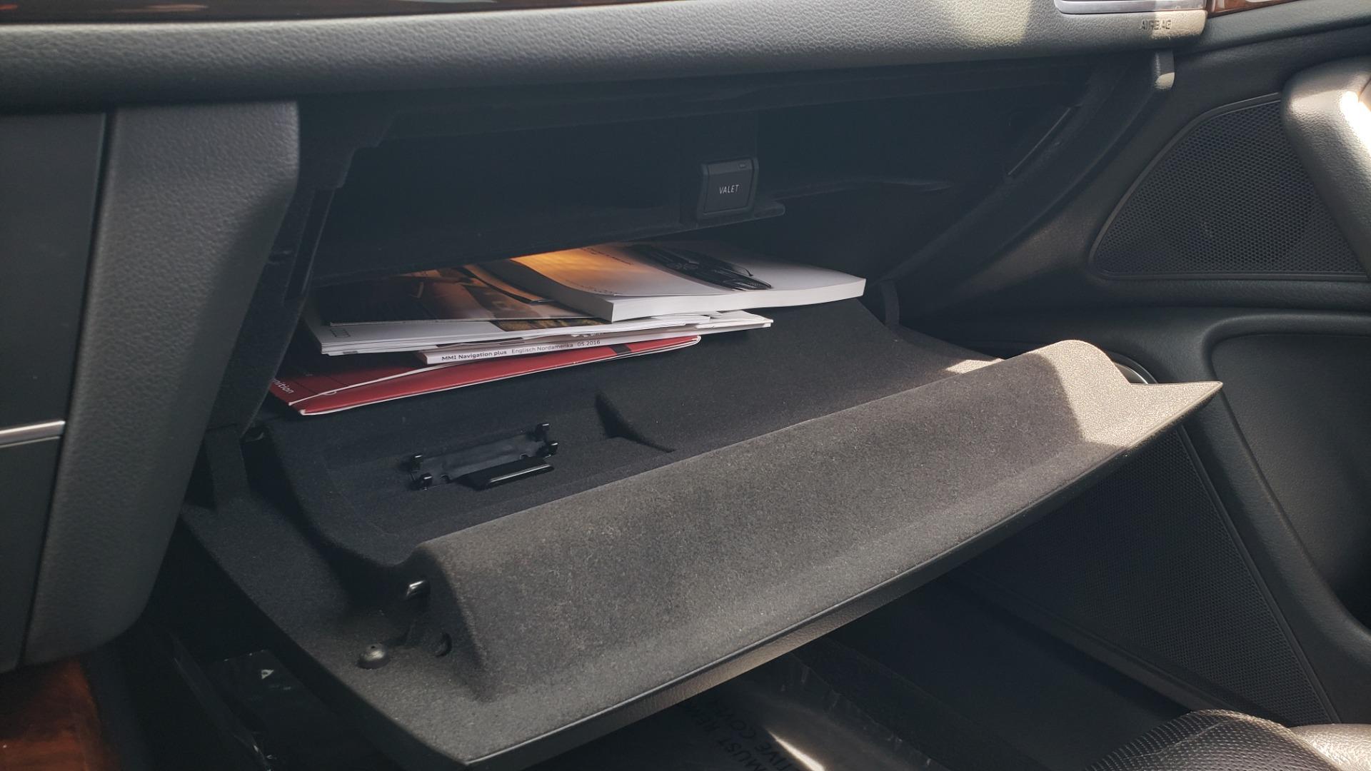 Used 2017 Audi A6 PRESTIGE SEDAN 3.0T / NAV / SUNROOF / BLACK OPTIC / CLD WTHR / REARVIEW for sale $30,797 at Formula Imports in Charlotte NC 28227 54