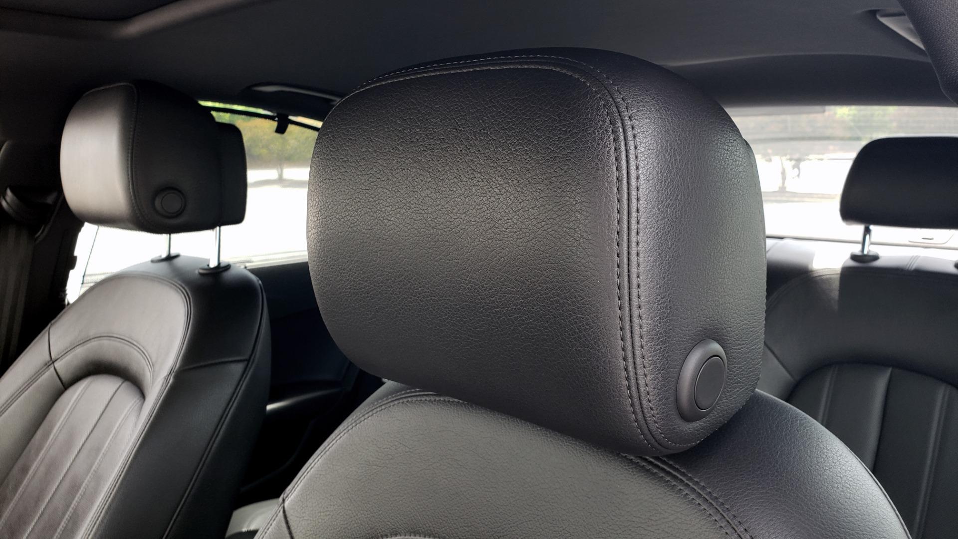 Used 2017 Audi A6 PRESTIGE SEDAN 3.0T / NAV / SUNROOF / BLACK OPTIC / CLD WTHR / REARVIEW for sale $30,797 at Formula Imports in Charlotte NC 28227 63