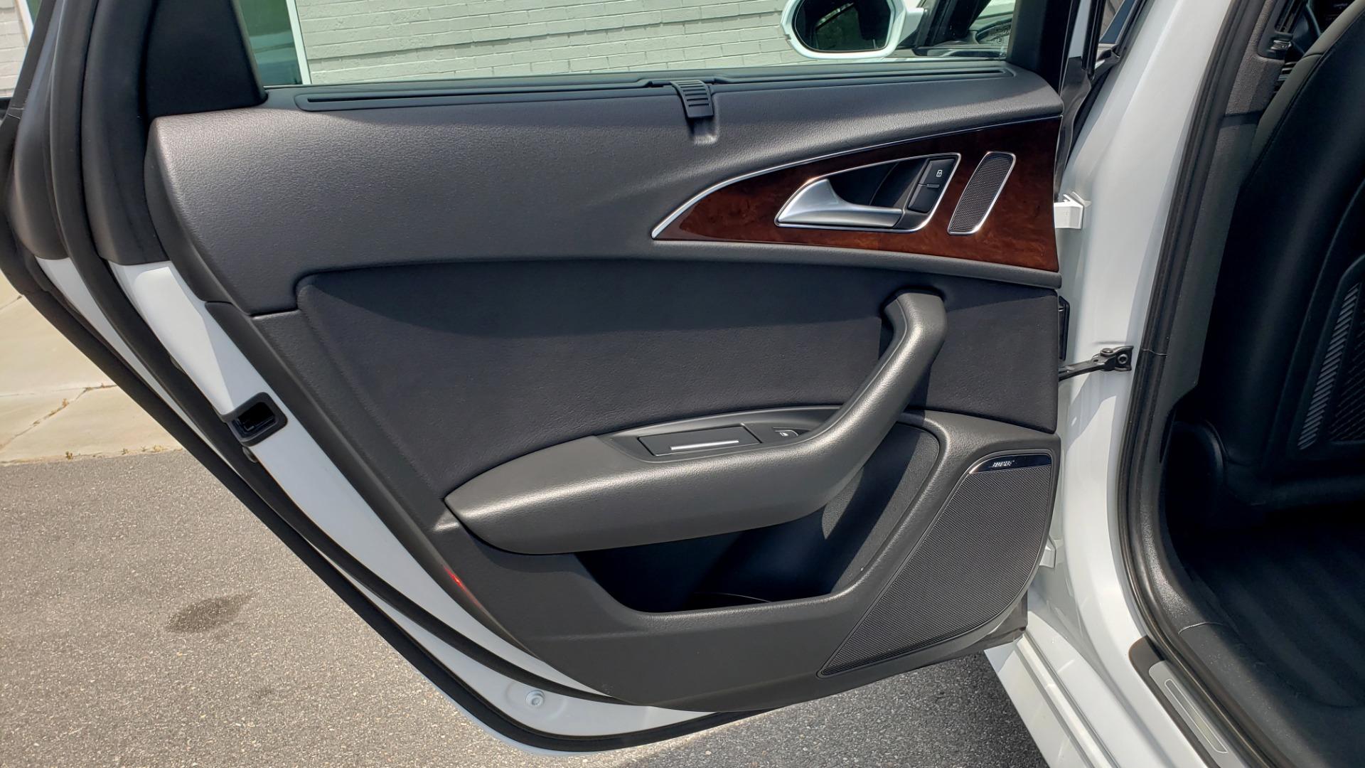 Used 2017 Audi A6 PRESTIGE SEDAN 3.0T / NAV / SUNROOF / BLACK OPTIC / CLD WTHR / REARVIEW for sale $30,797 at Formula Imports in Charlotte NC 28227 64