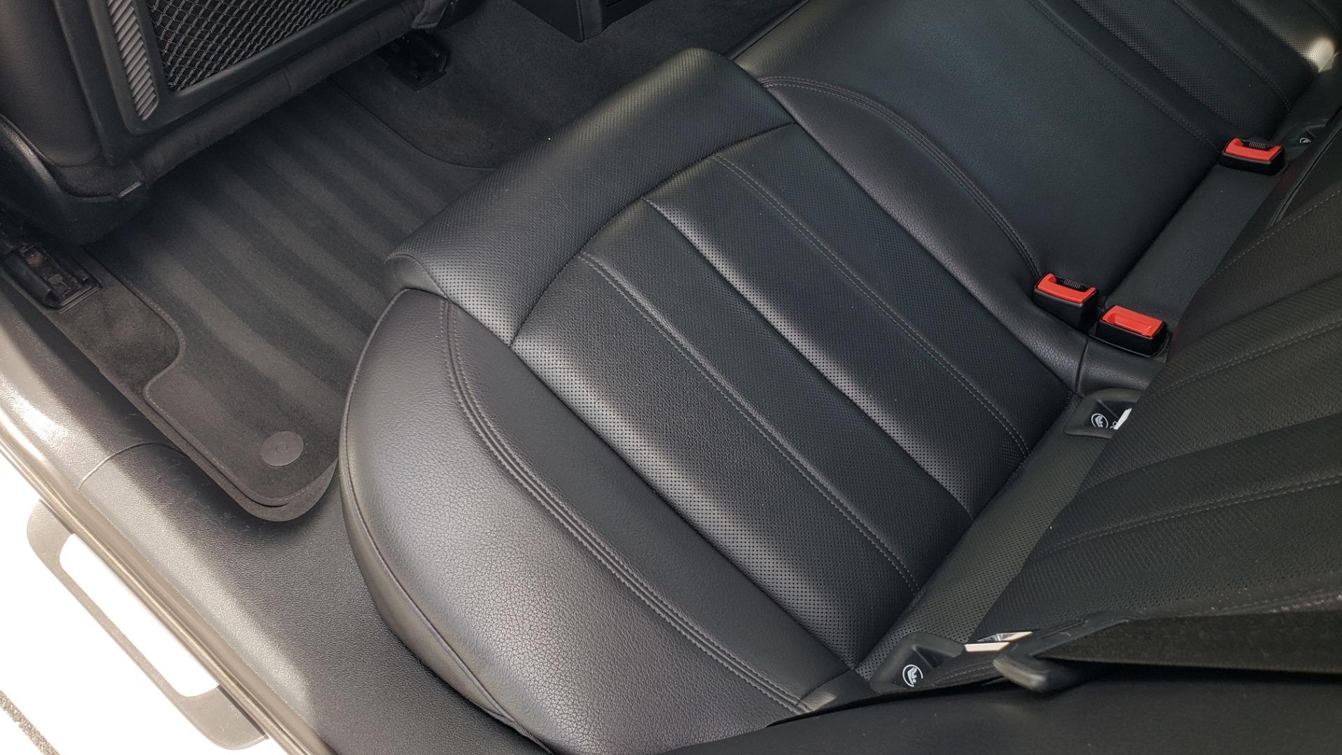 Used 2017 Audi A6 PRESTIGE SEDAN 3.0T / NAV / SUNROOF / BLACK OPTIC / CLD WTHR / REARVIEW for sale $30,797 at Formula Imports in Charlotte NC 28227 66