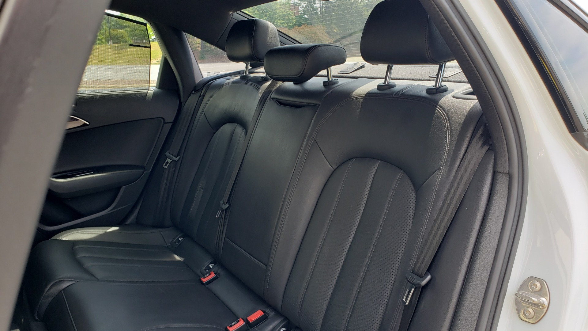 Used 2017 Audi A6 PRESTIGE SEDAN 3.0T / NAV / SUNROOF / BLACK OPTIC / CLD WTHR / REARVIEW for sale $30,797 at Formula Imports in Charlotte NC 28227 68