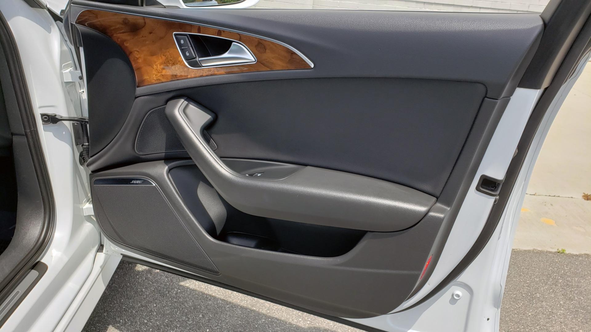 Used 2017 Audi A6 PRESTIGE SEDAN 3.0T / NAV / SUNROOF / BLACK OPTIC / CLD WTHR / REARVIEW for sale $30,797 at Formula Imports in Charlotte NC 28227 69