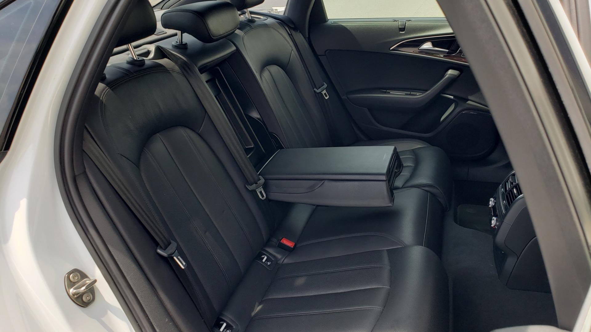 Used 2017 Audi A6 PRESTIGE SEDAN 3.0T / NAV / SUNROOF / BLACK OPTIC / CLD WTHR / REARVIEW for sale $30,797 at Formula Imports in Charlotte NC 28227 75