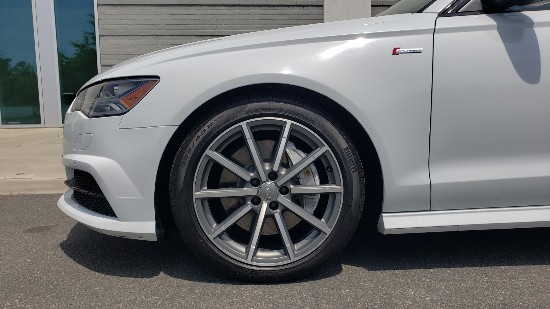 Used 2017 Audi A6 PRESTIGE SEDAN 3.0T / NAV / SUNROOF / BLACK OPTIC / CLD WTHR / REARVIEW for sale $30,797 at Formula Imports in Charlotte NC 28227 82