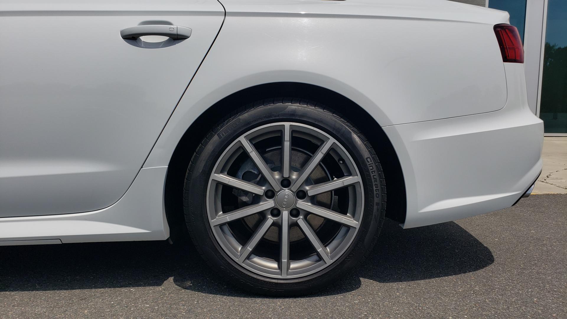 Used 2017 Audi A6 PRESTIGE SEDAN 3.0T / NAV / SUNROOF / BLACK OPTIC / CLD WTHR / REARVIEW for sale $30,797 at Formula Imports in Charlotte NC 28227 83