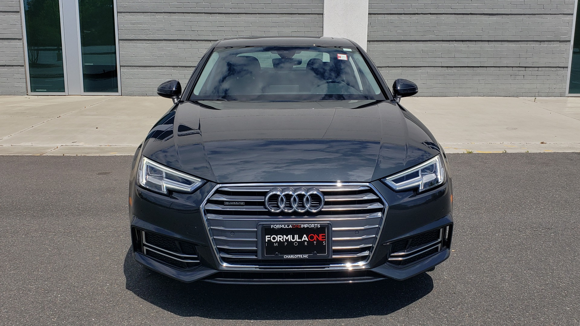 Used 2018 Audi A4 TECH PREMIUM PLUS / NAV / B&O SND / SUNROOF / CLD WTHR / REARVIEW for sale $28,595 at Formula Imports in Charlotte NC 28227 20