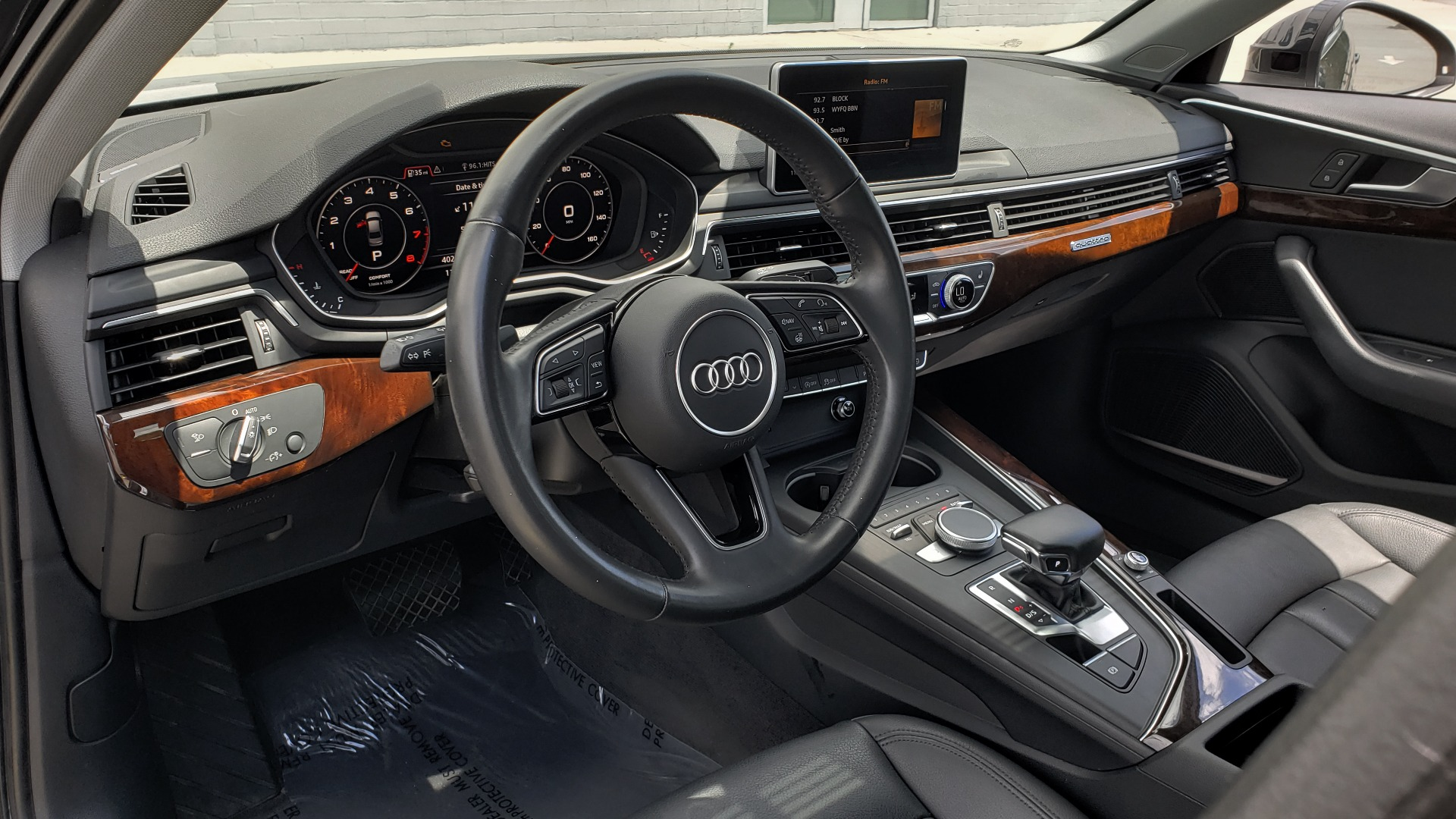 Used 2018 Audi A4 TECH PREMIUM PLUS / NAV / B&O SND / SUNROOF / CLD WTHR / REARVIEW for sale $28,595 at Formula Imports in Charlotte NC 28227 34