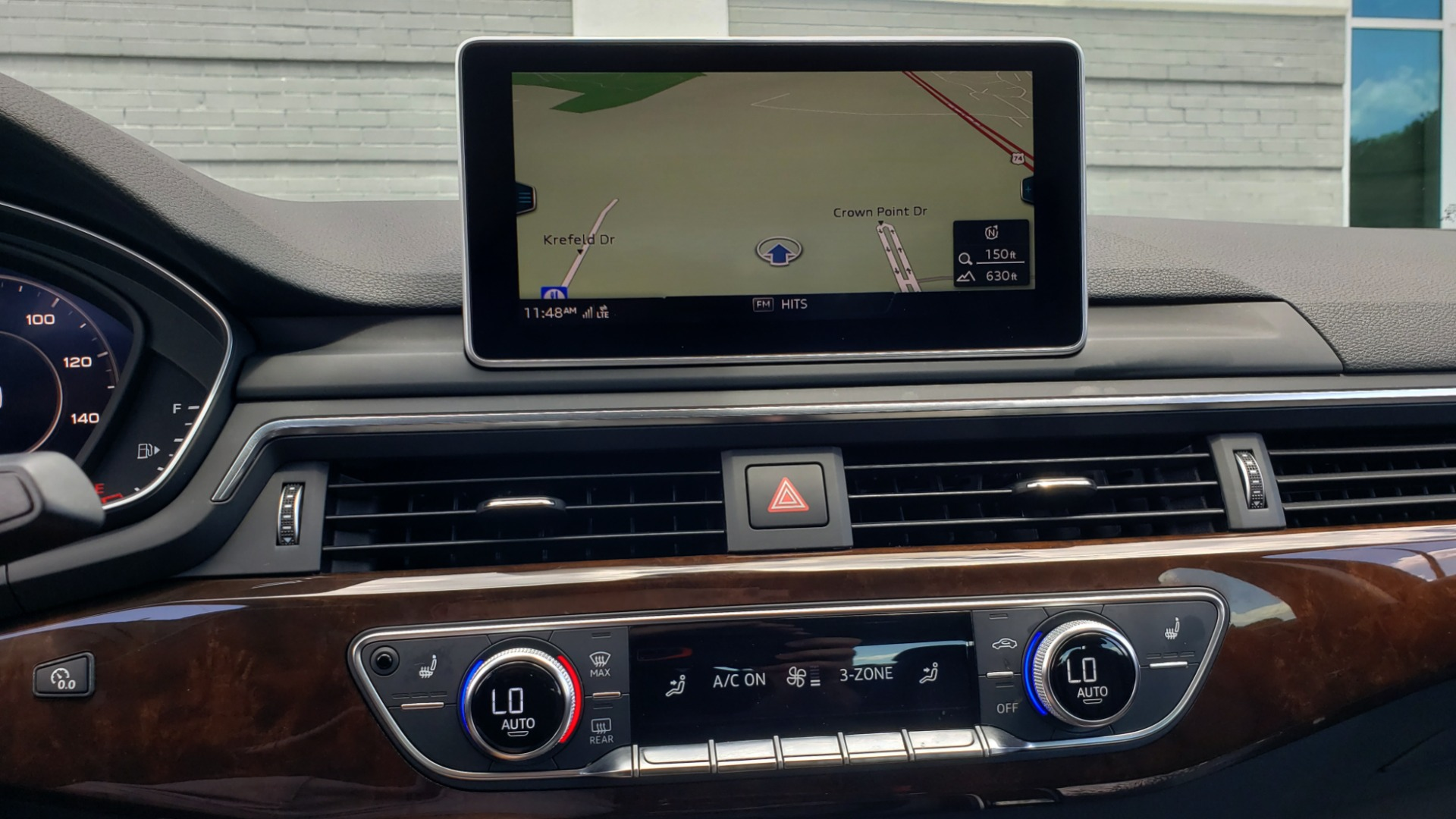 Used 2018 Audi A4 TECH PREMIUM PLUS / NAV / B&O SND / SUNROOF / CLD WTHR / REARVIEW for sale $28,595 at Formula Imports in Charlotte NC 28227 44