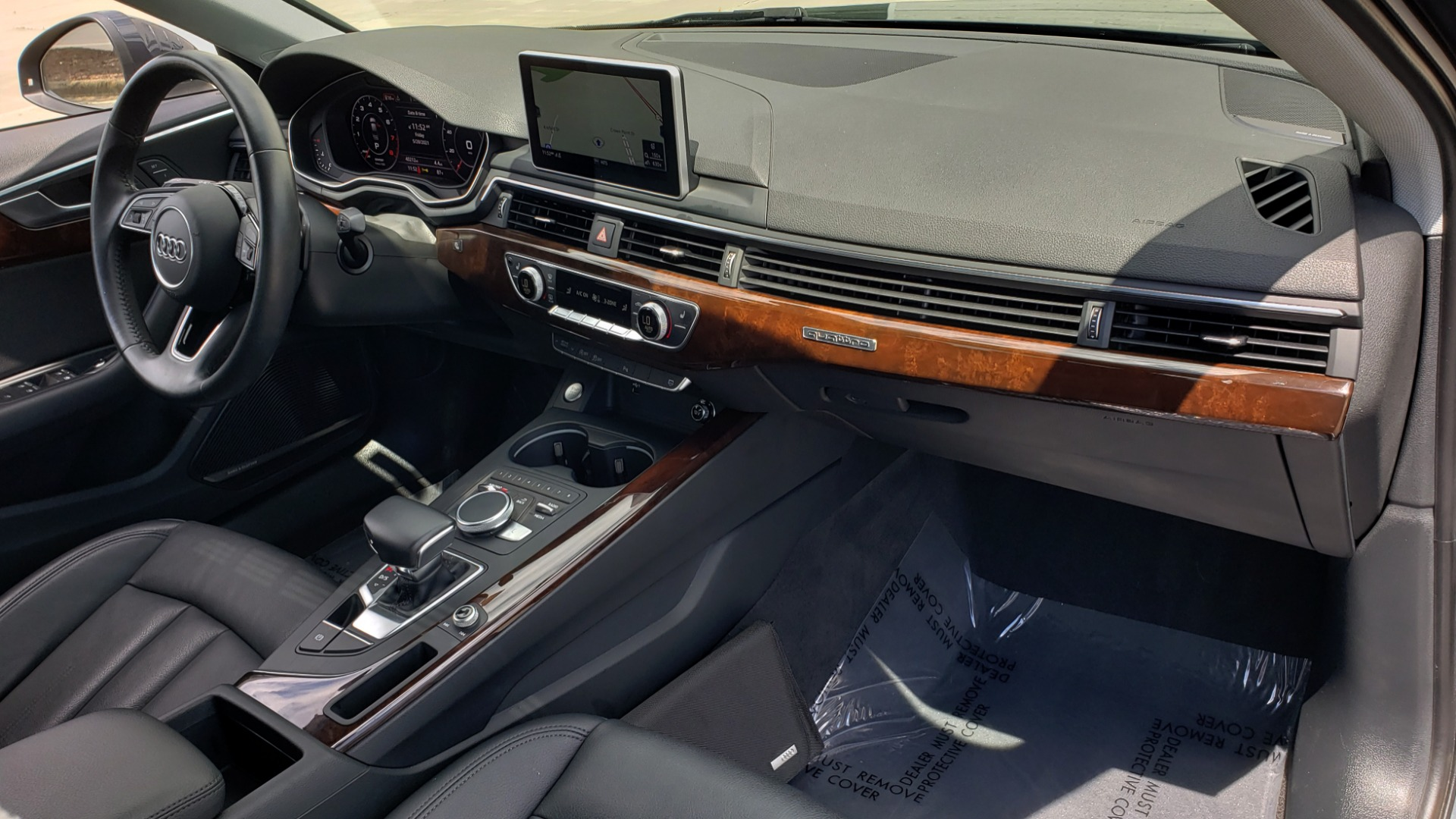 Used 2018 Audi A4 TECH PREMIUM PLUS / NAV / B&O SND / SUNROOF / CLD WTHR / REARVIEW for sale $28,595 at Formula Imports in Charlotte NC 28227 69