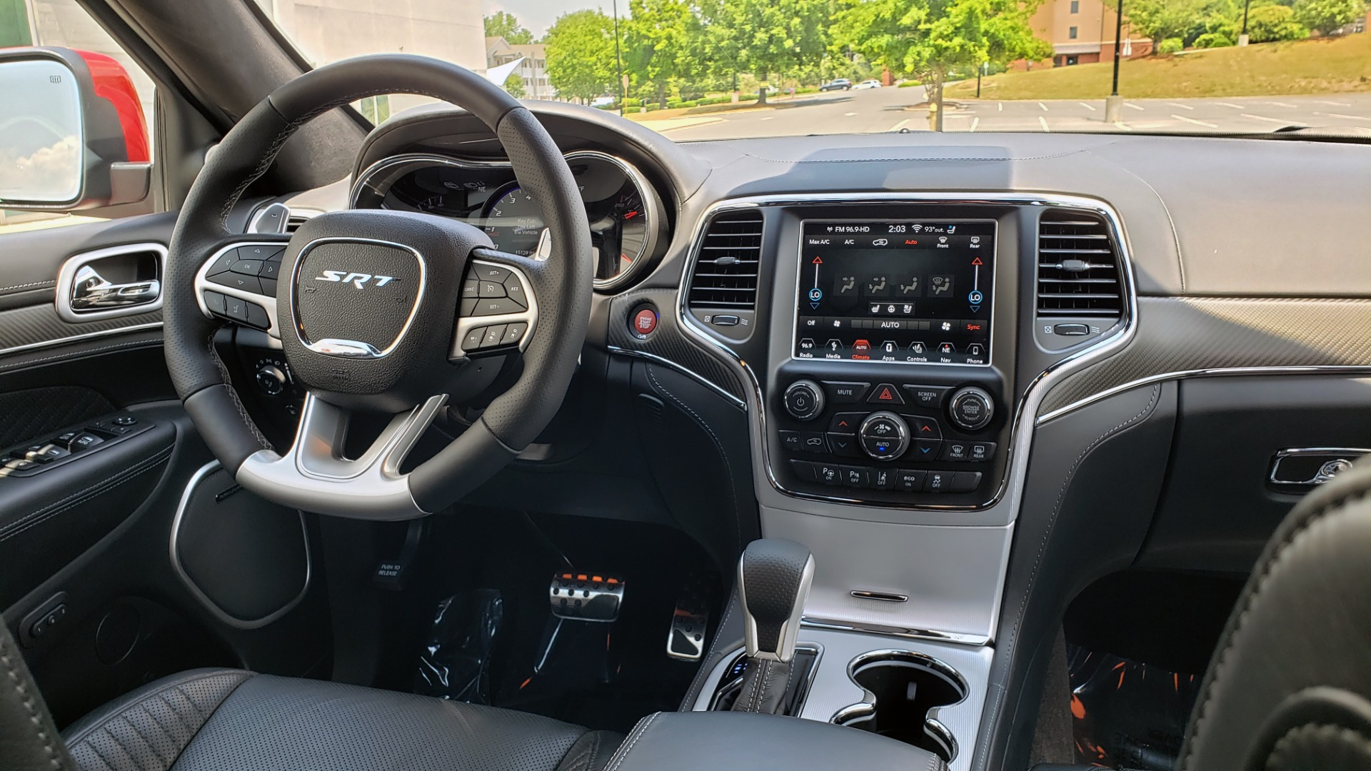 Used 2018 Jeep GRAND CHEROKEE SRT 4X4 / 6.4L HEMI (475HP) / NAV / SUNROOF / H/K SND / REARVIEW for sale Sold at Formula Imports in Charlotte NC 28227 87