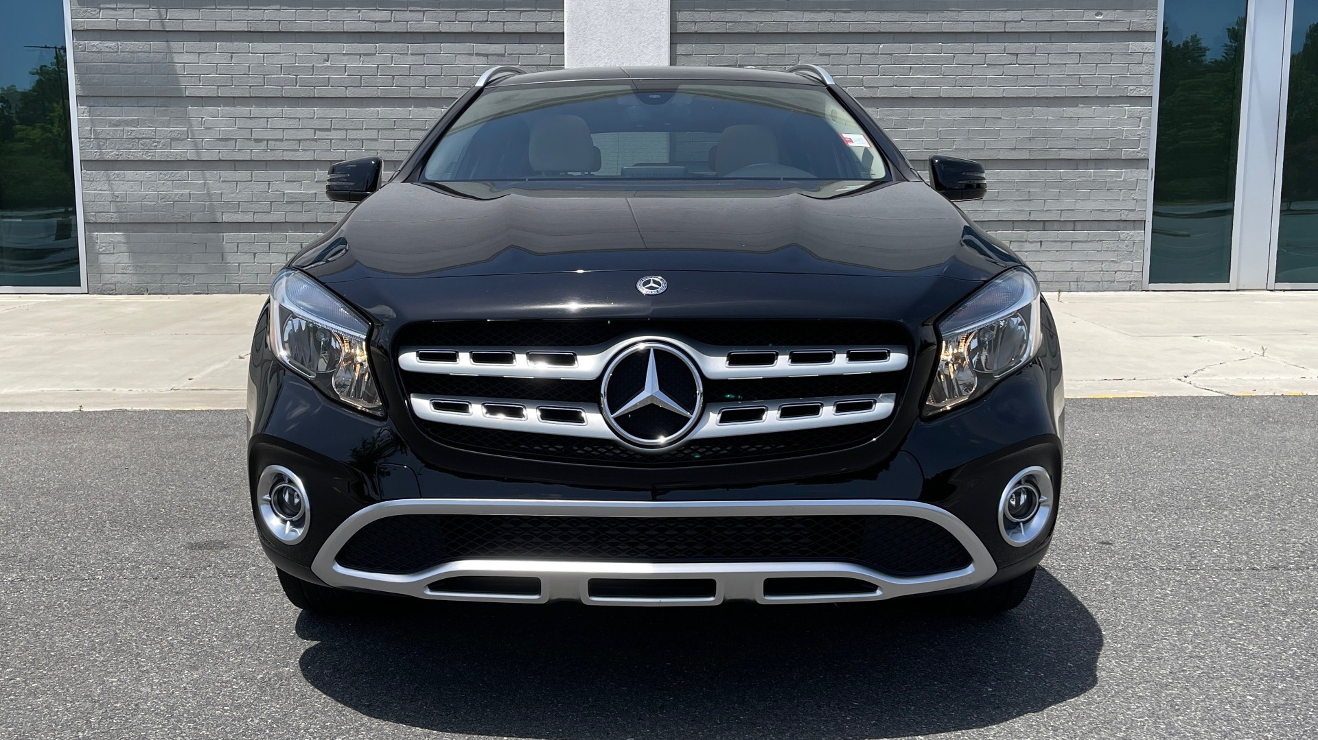 Used 2018 Mercedes-Benz GLA 250 4MATIC SUV / PANO-ROOF / HTD STS / BLIND SPOT ASST / APPLE for sale $31,995 at Formula Imports in Charlotte NC 28227 10