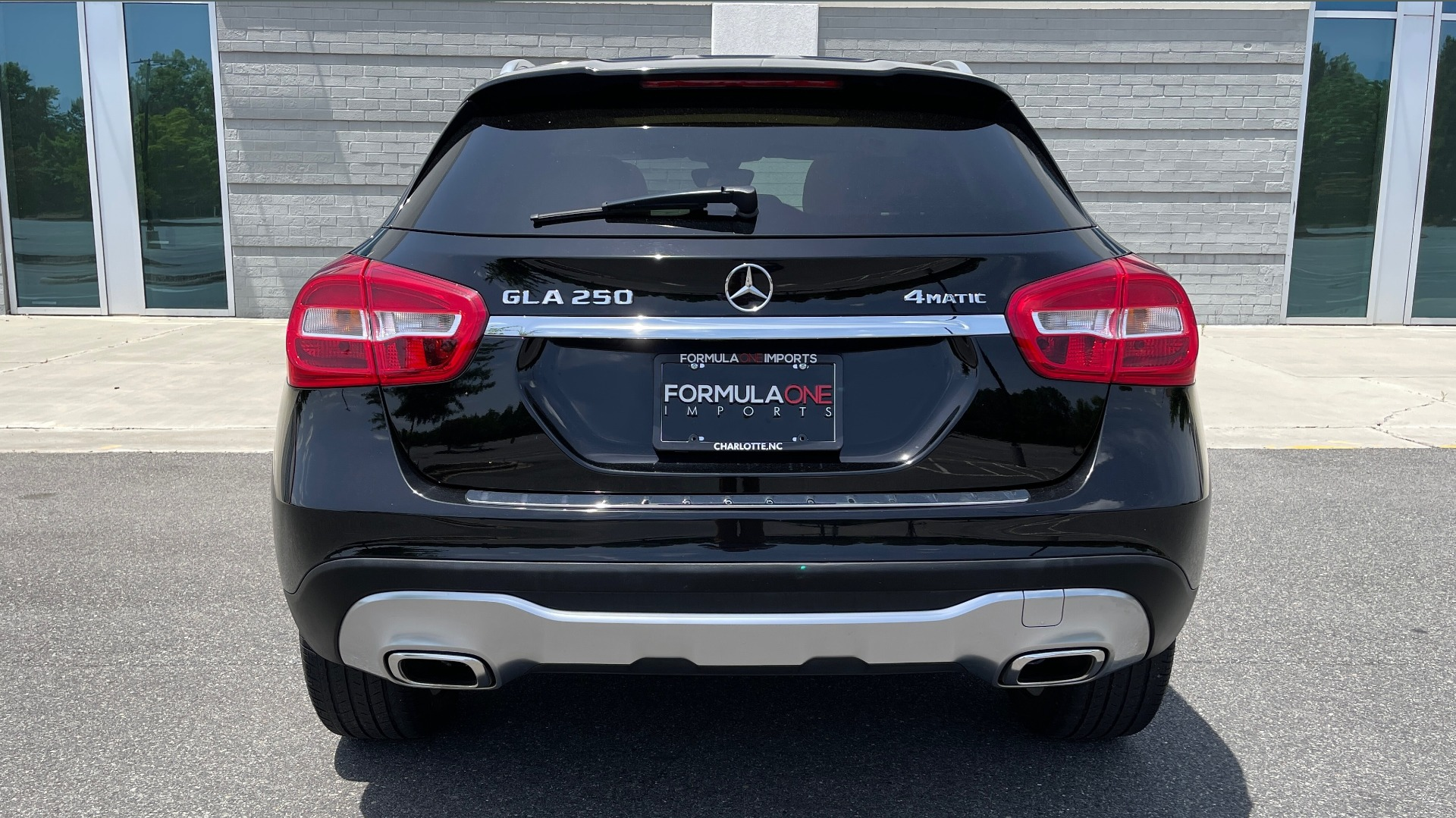 Used 2018 Mercedes-Benz GLA 250 4MATIC SUV / PANO-ROOF / HTD STS / BLIND SPOT ASST / APPLE for sale $31,995 at Formula Imports in Charlotte NC 28227 22